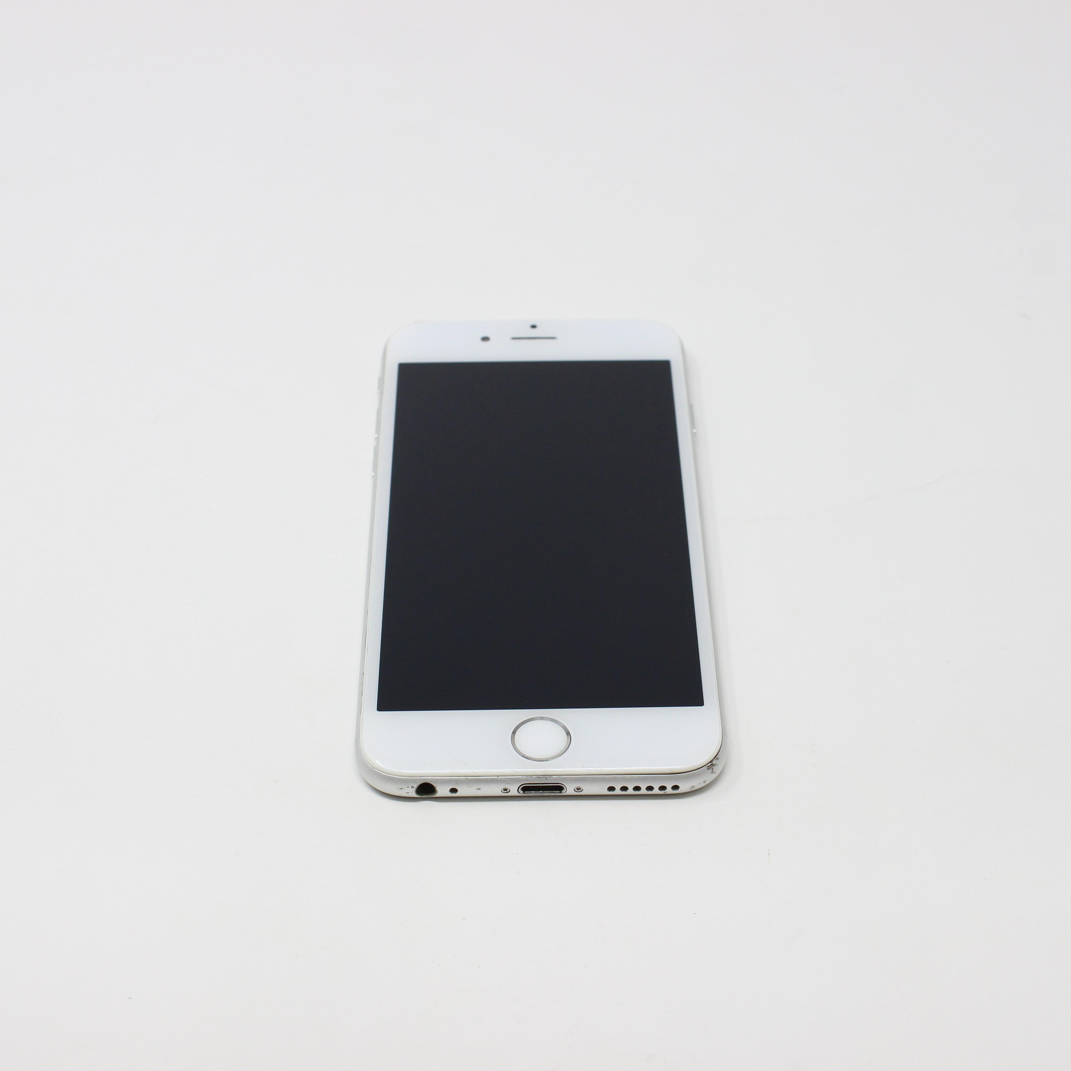 iPhone 6 64GB Silver - AT&T photo 2 | UpTradeit.com