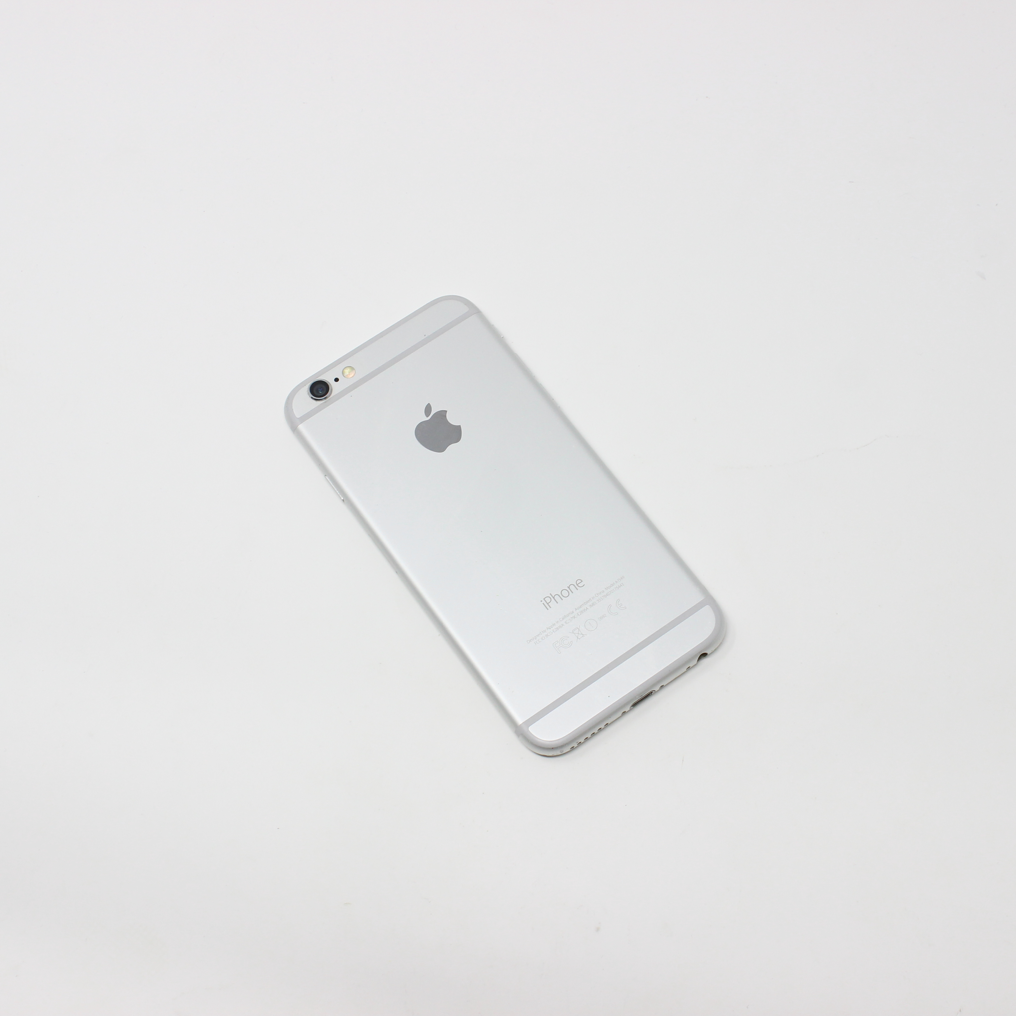 iPhone 6 64GB Silver - AT&T photo 3 | UpTradeit.com