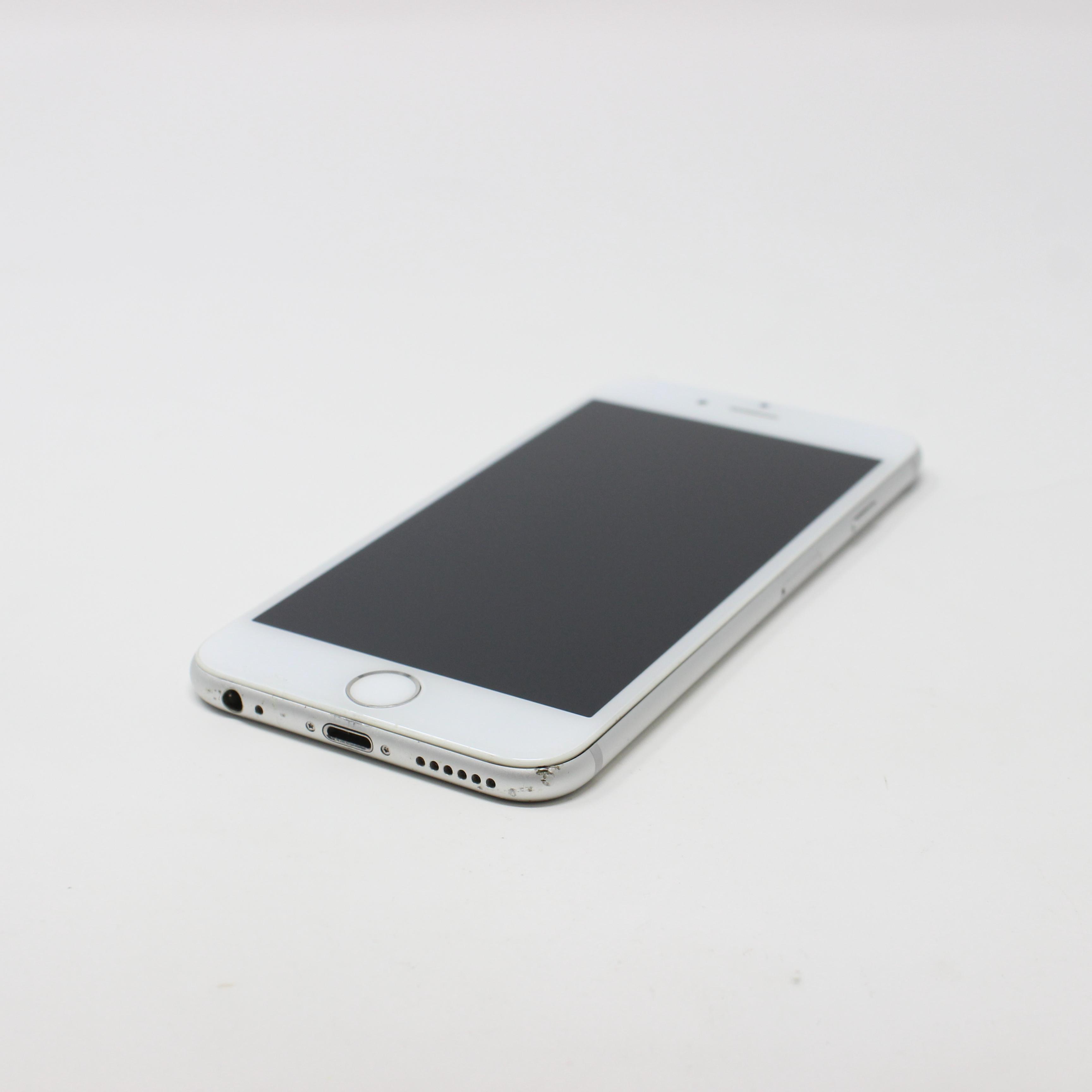 iPhone 6 64GB Silver - AT&T photo 6 | UpTradeit.com
