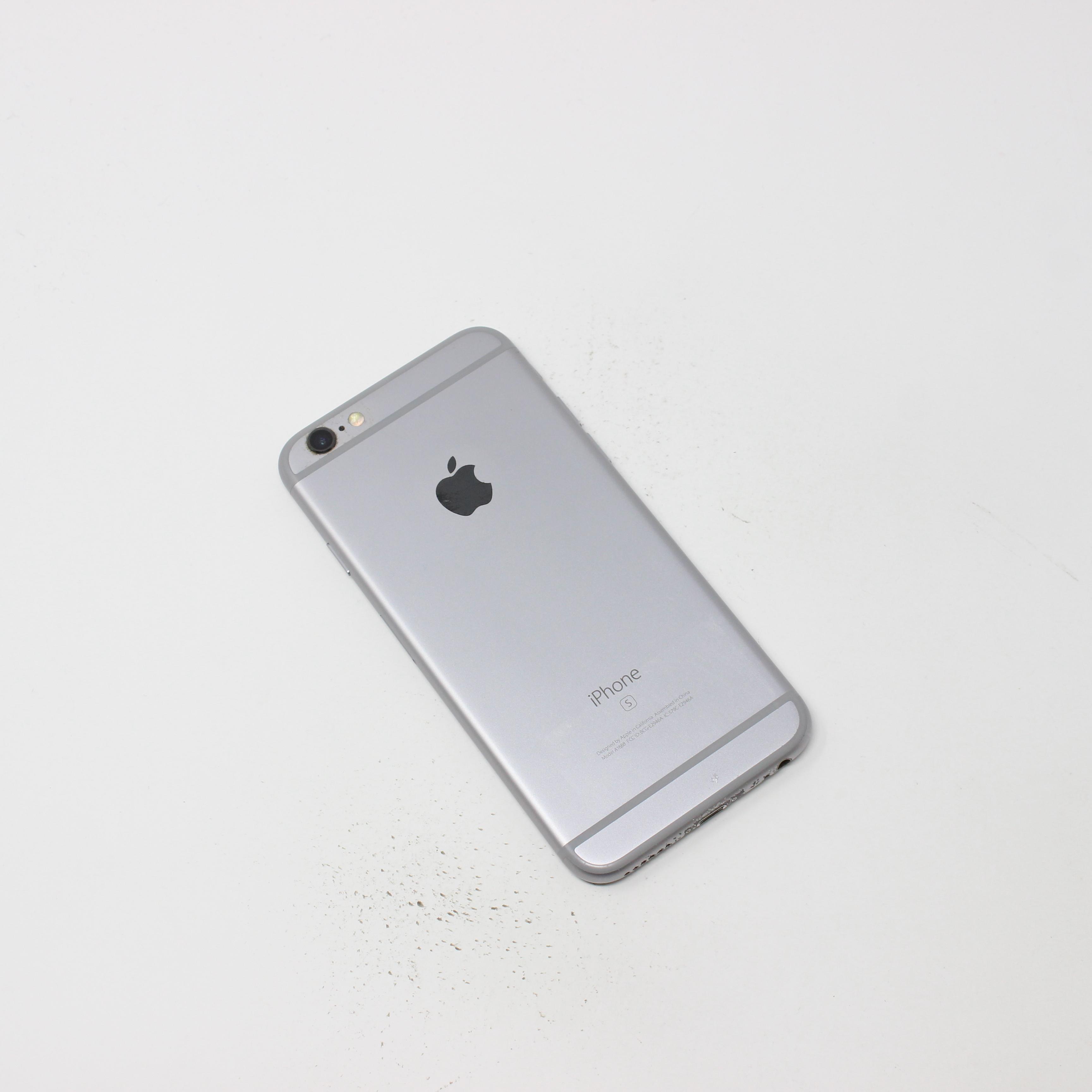 iPhone 6S 64GB Space Gray - Sprint photo 3 | UpTradeit.com