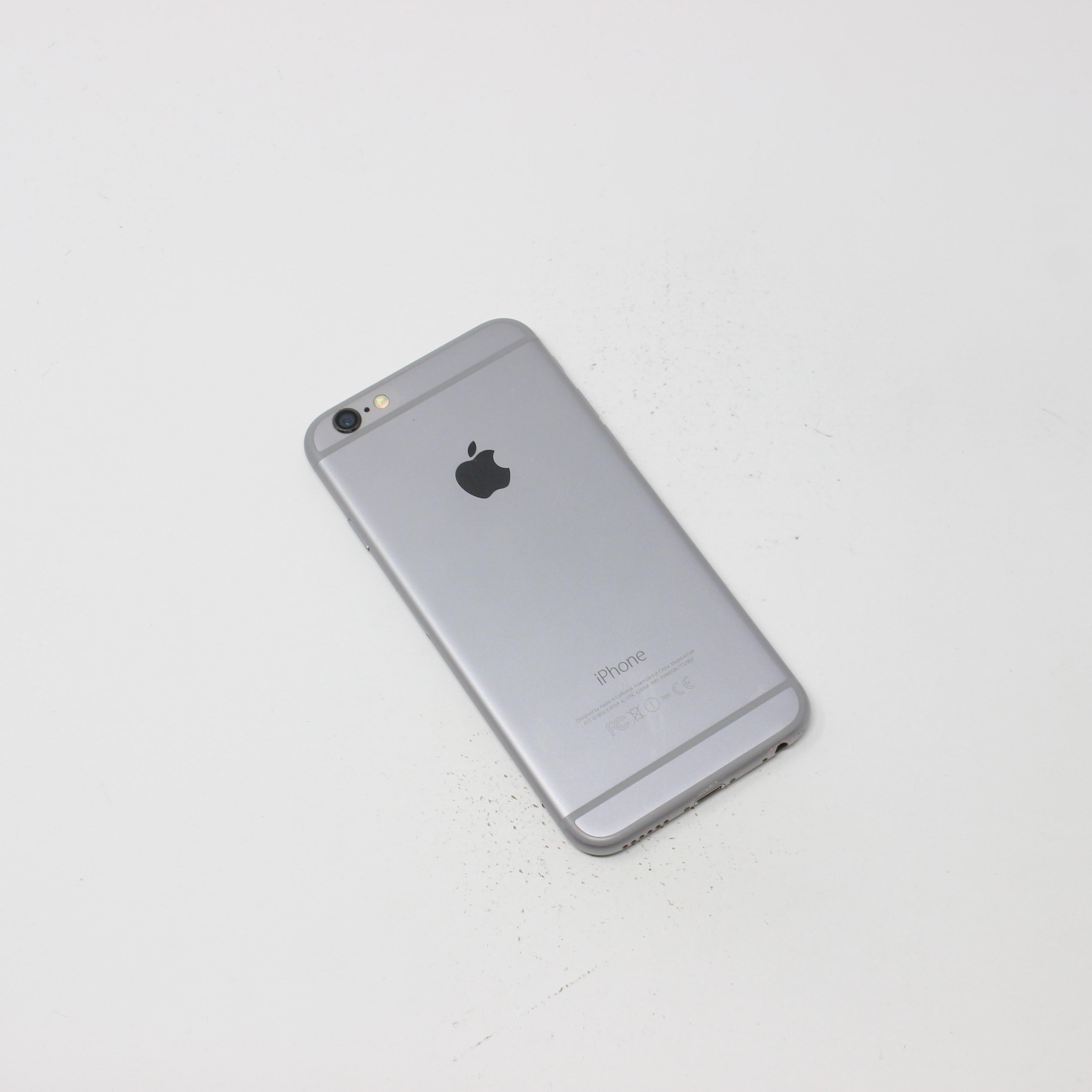 iPhone 6 128GB Space Gray - AT&T photo 3 | UpTradeit.com