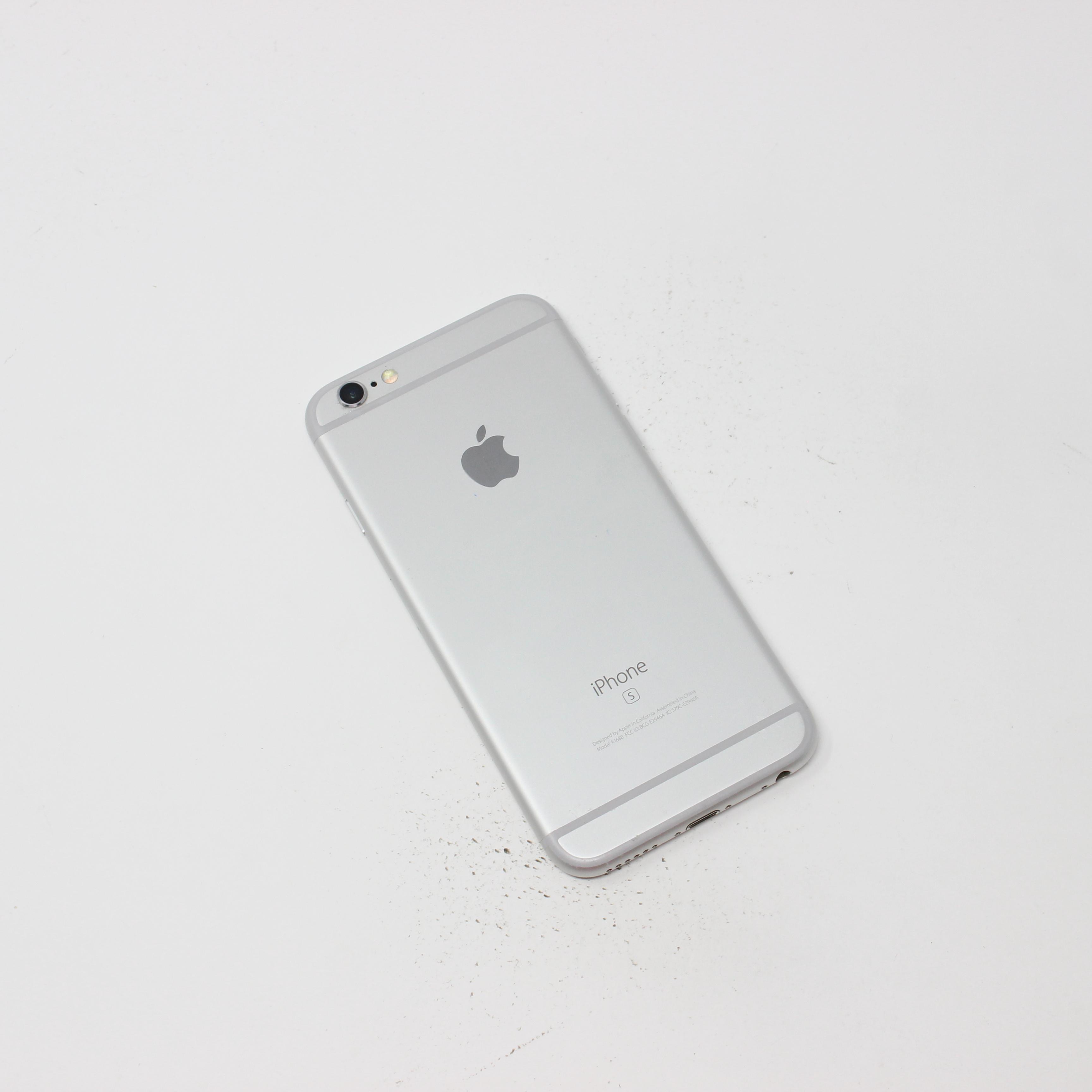 iPhone 6S 32GB Silver - Verizon photo 3   UpTradeit.com