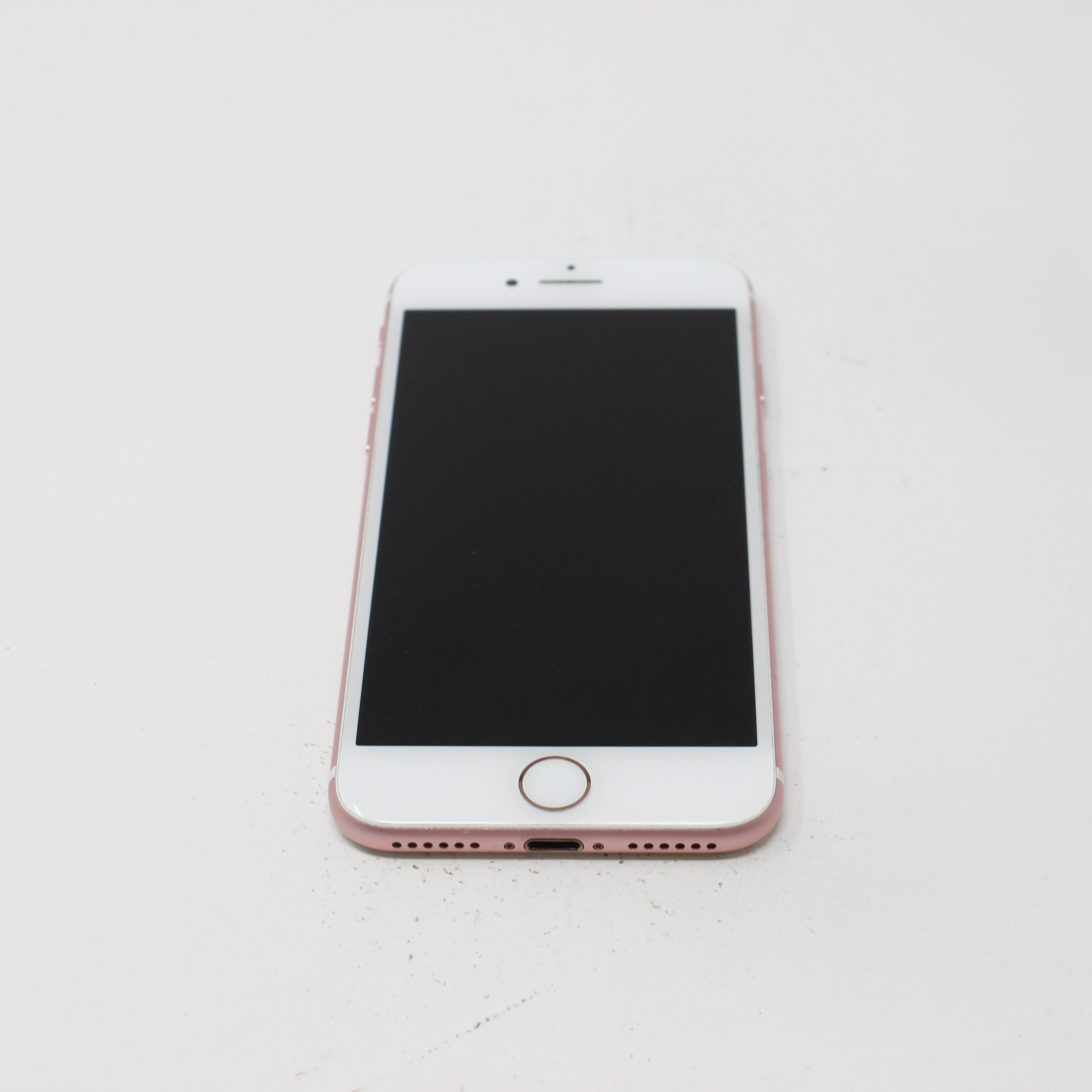 iPhone 7 128GB Rose Gold - Unlocked photo 2 | UpTradeit.com