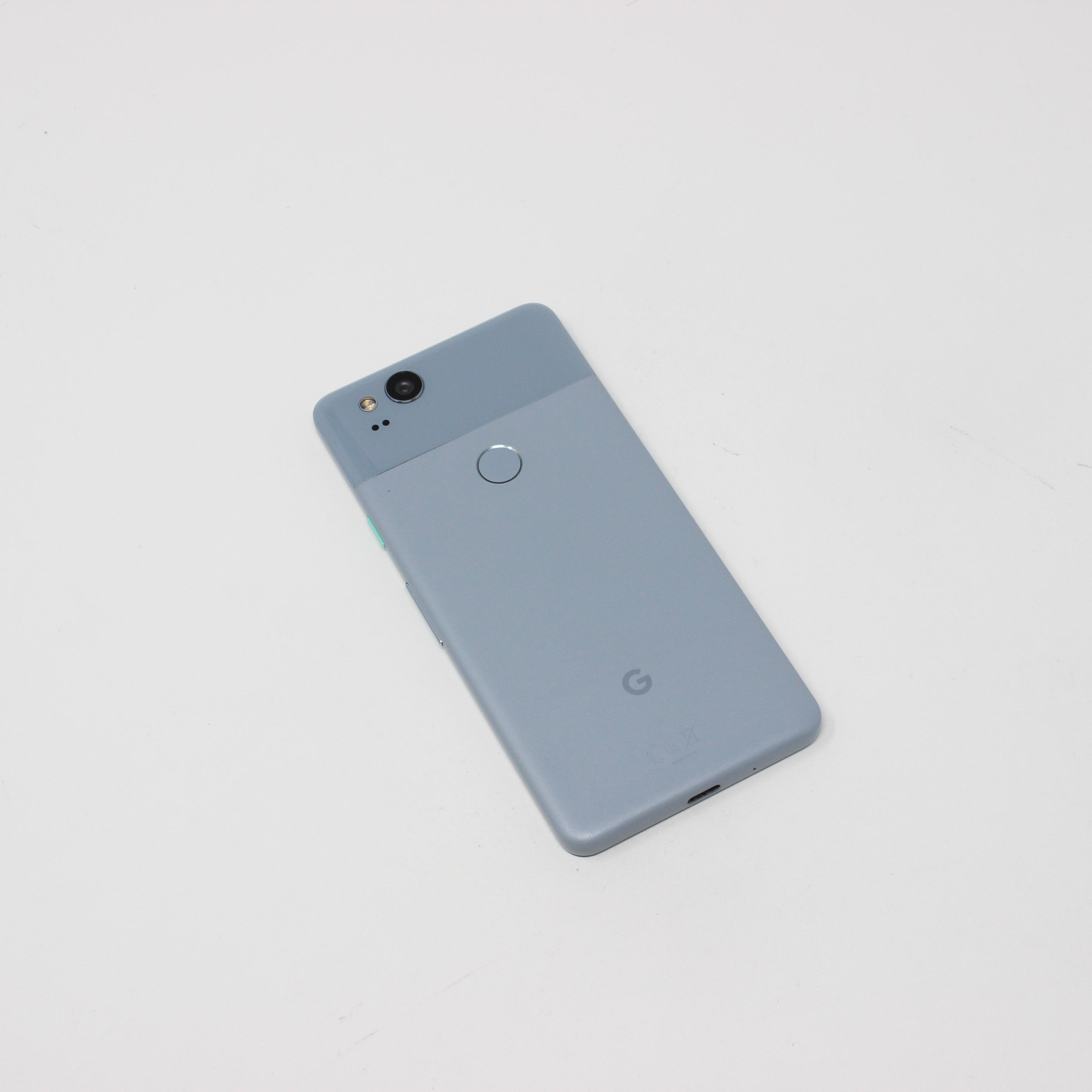 Google Pixel 2 64GB Kinda Blue - Verizon photo 3   UpTradeit.com