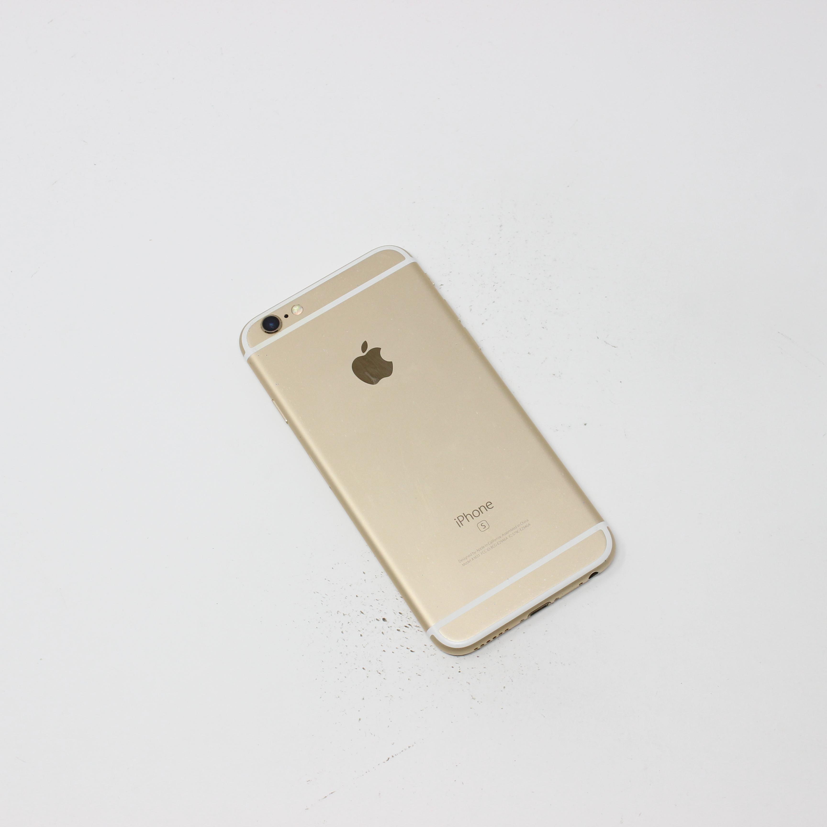 iPhone 6S 32GB Gold - AT&T photo 3 | UpTradeit.com