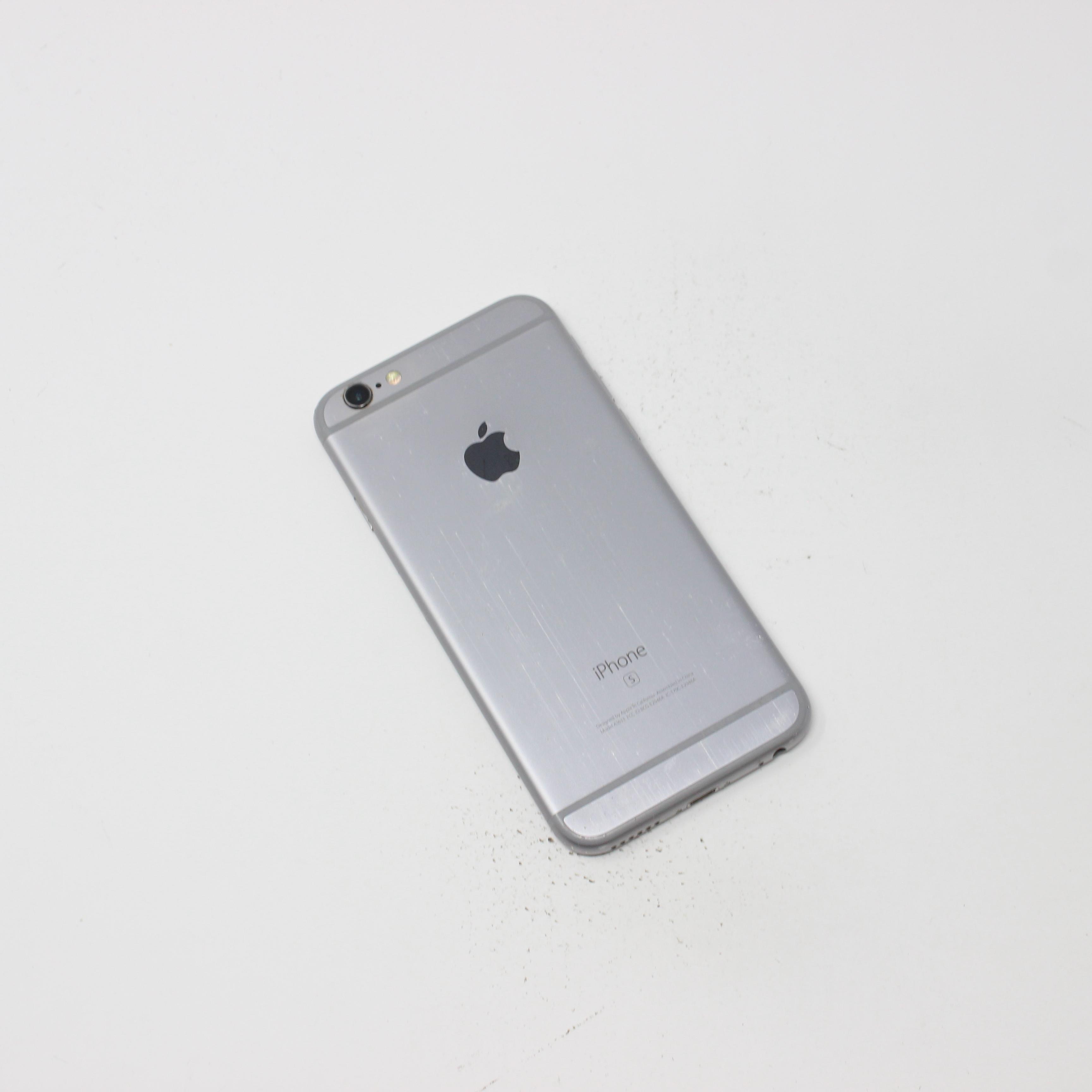 iPhone 6S 16GB Space Gray - AT&T photo 3 | UpTradeit.com