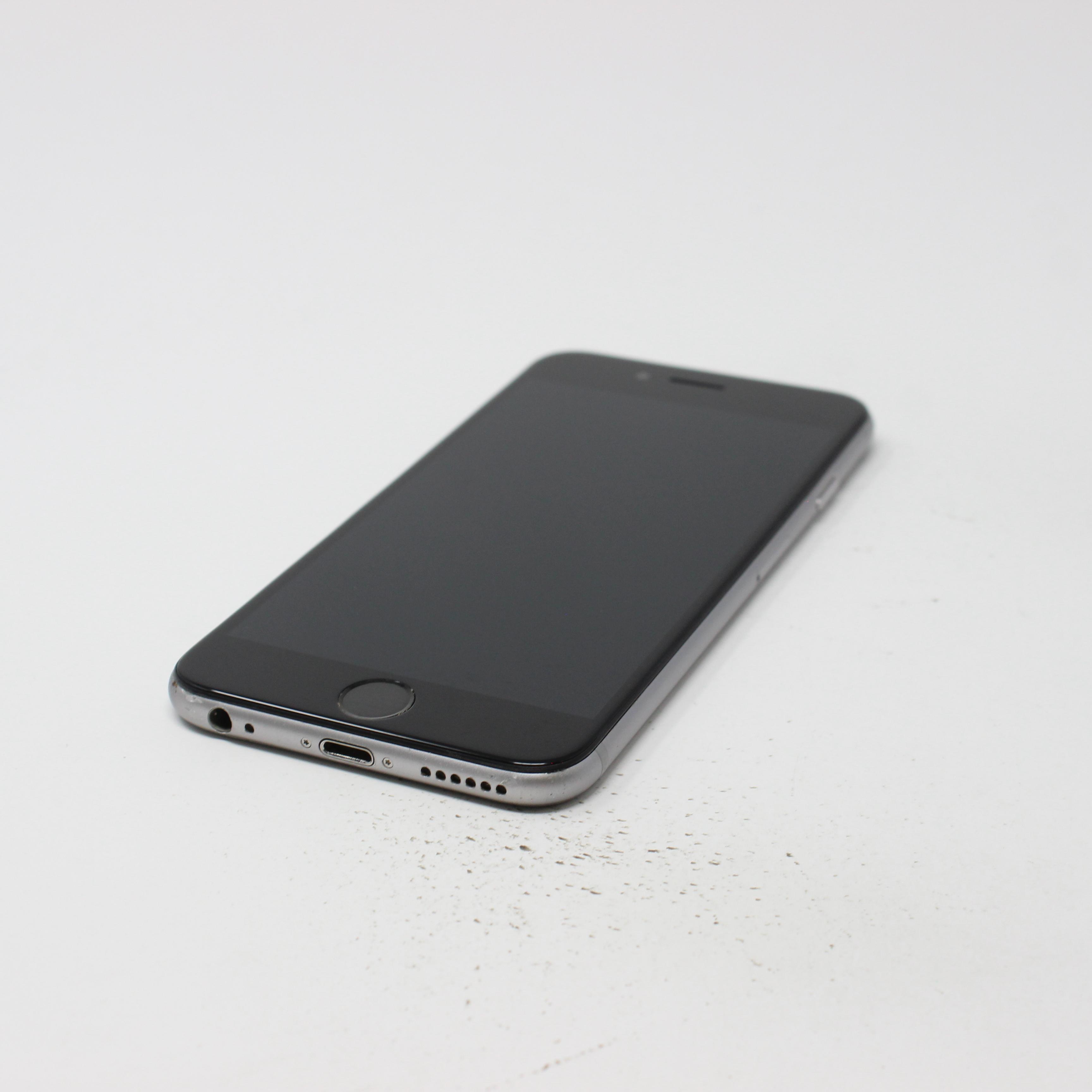 iPhone 6 128GB Space Gray - AT&T photo 6   UpTradeit.com