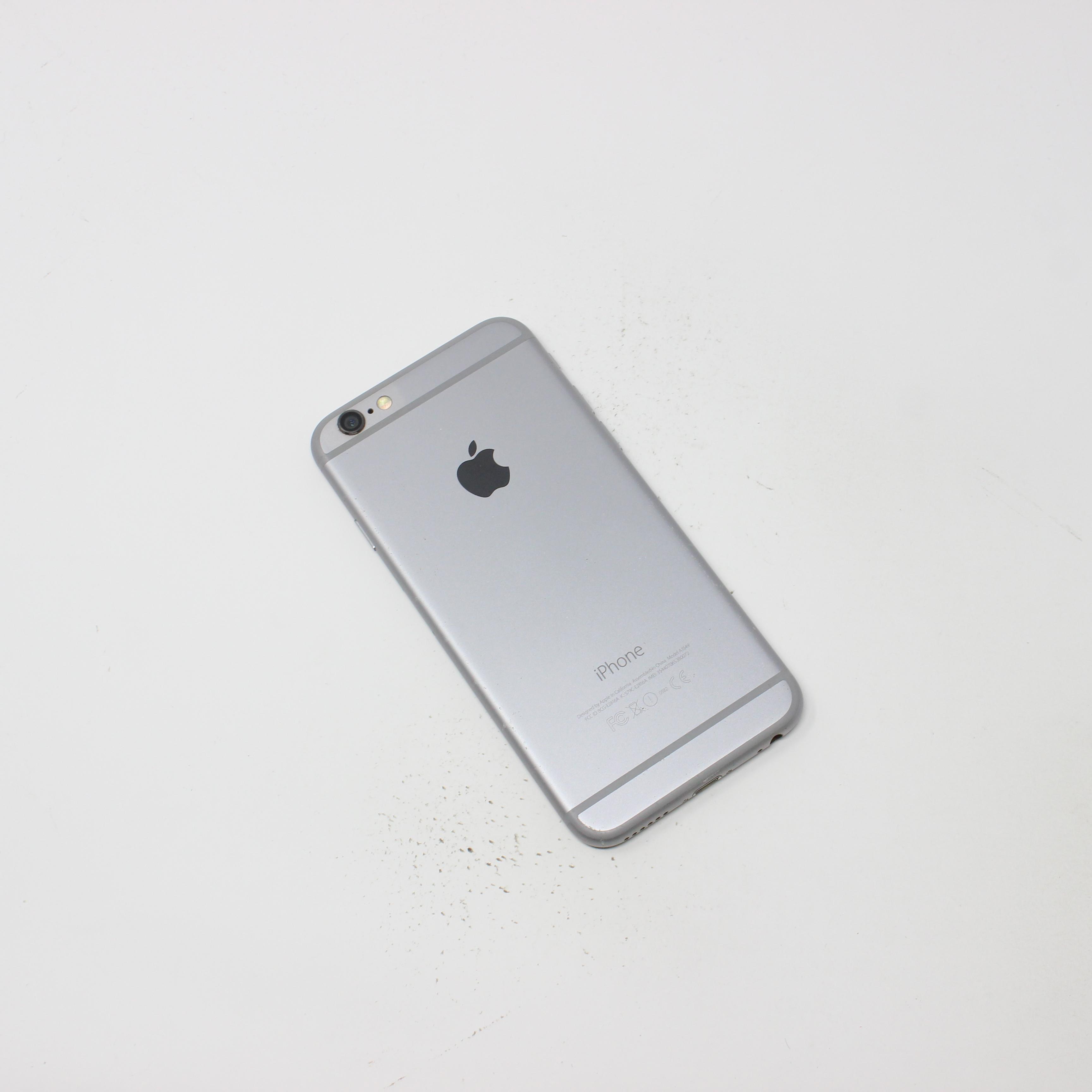 iPhone 6 16GB Space Gray - Verizon photo 3 | UpTradeit.com