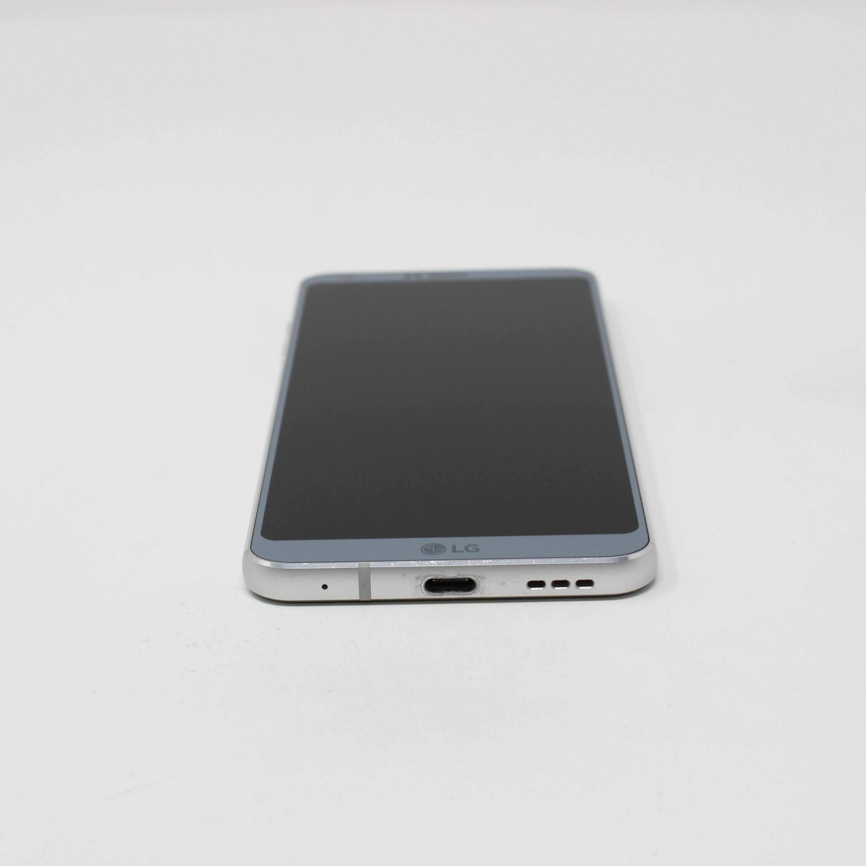LG G6 32GB Ice Platinum - Verizon photo 2   UpTradeit.com