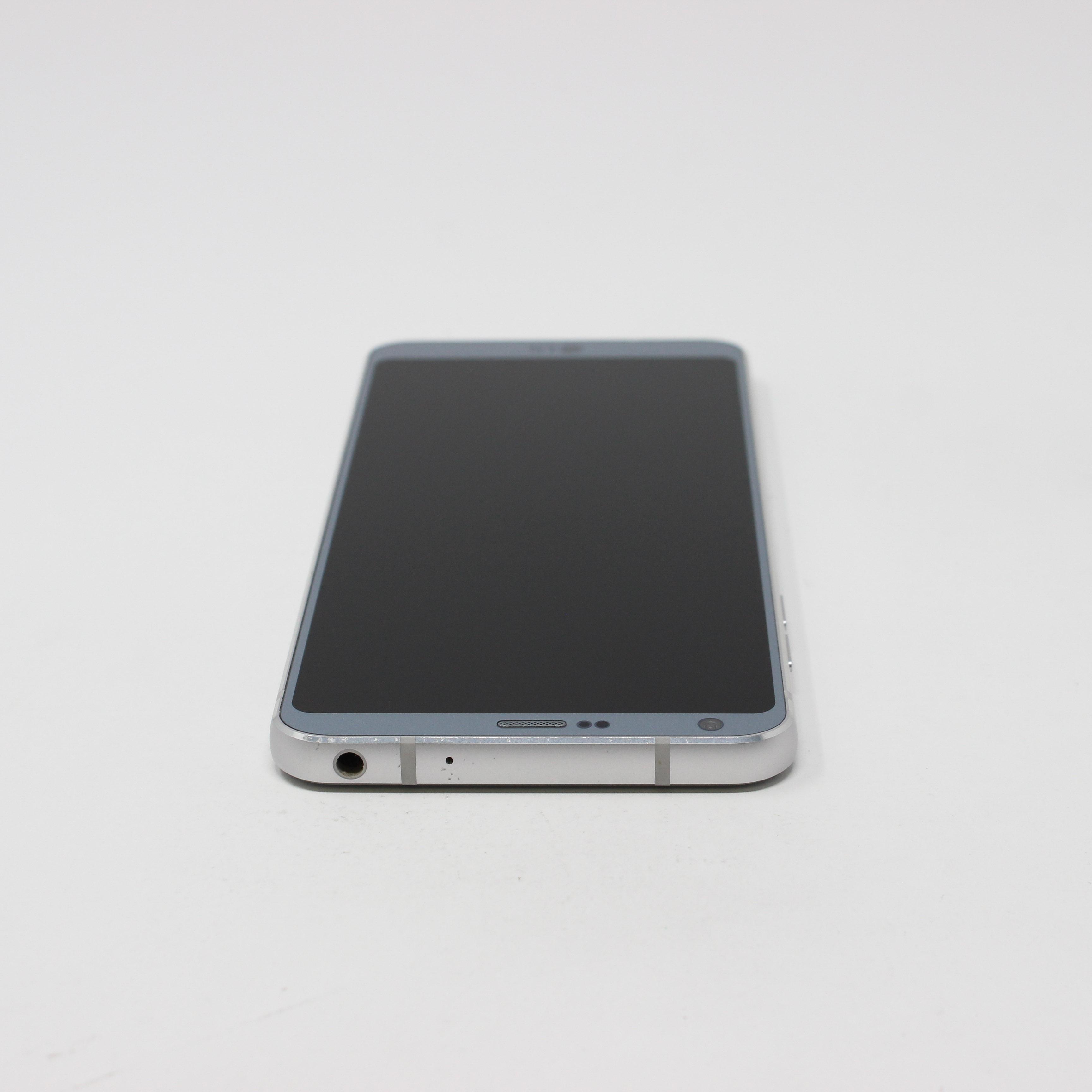 LG G6 32GB Ice Platinum - Verizon photo 4   UpTradeit.com