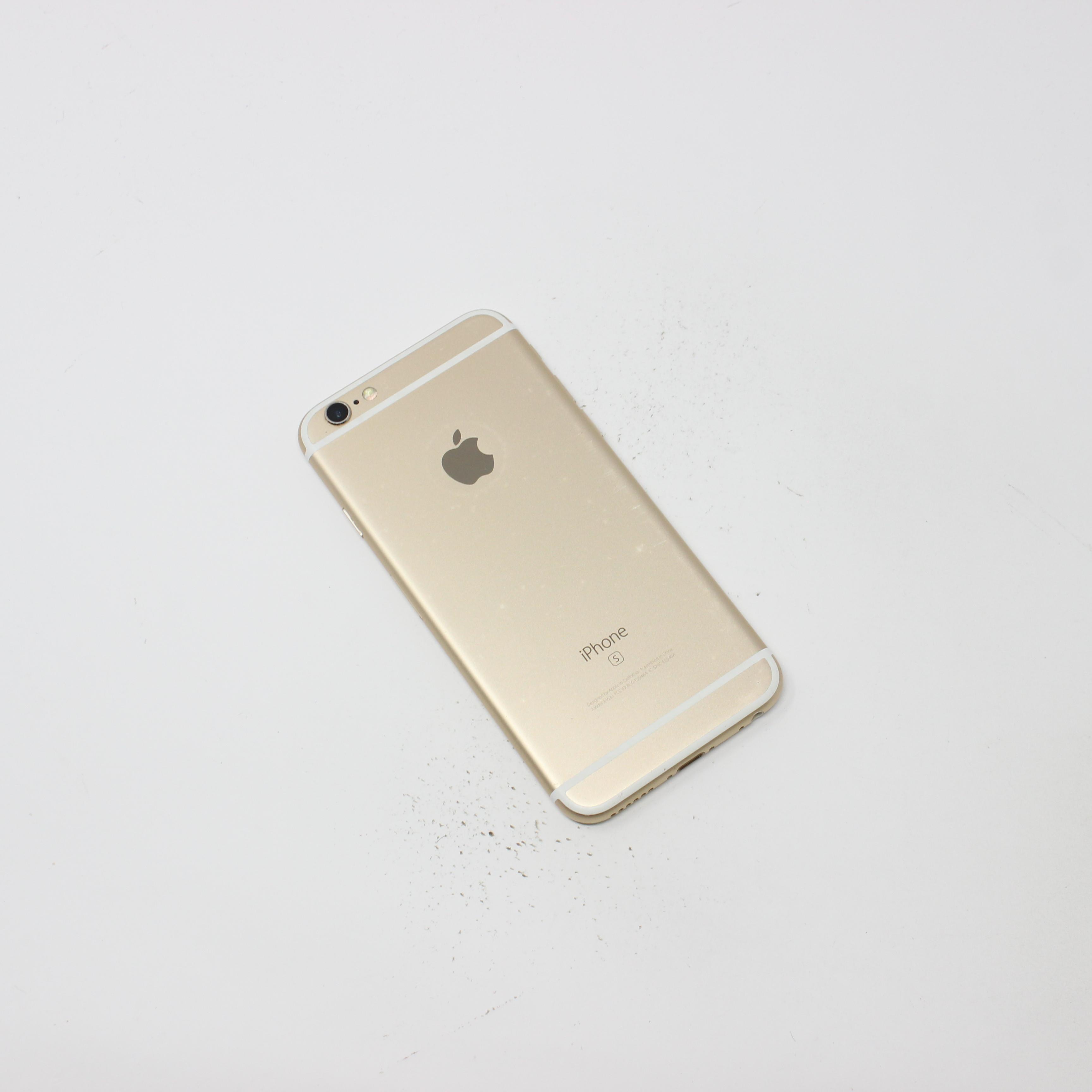 iPhone 6S 16GB Gold - AT&T photo 3 | UpTradeit.com