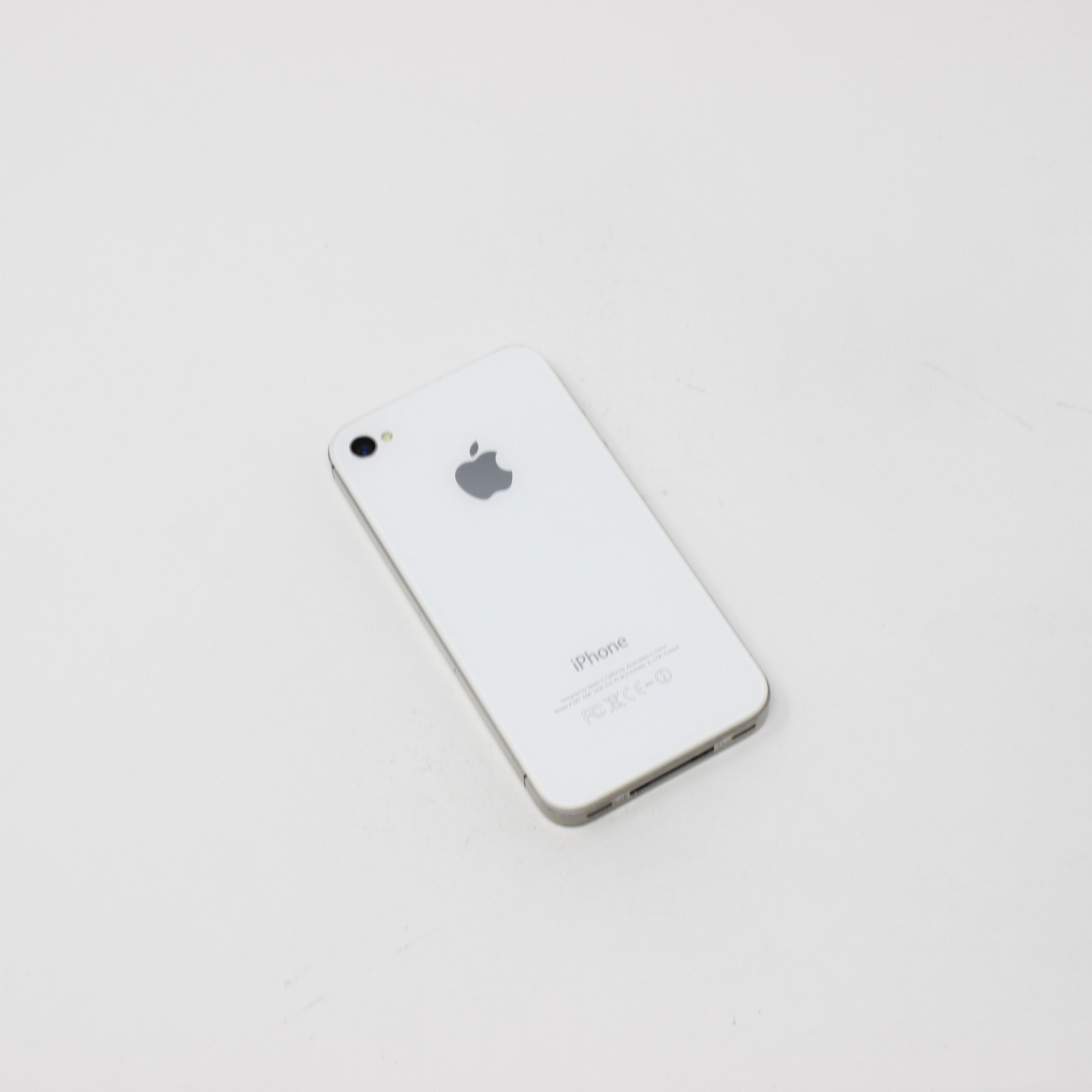 iPhone 4S 16GB White - AT&T photo 3   UpTradeit.com