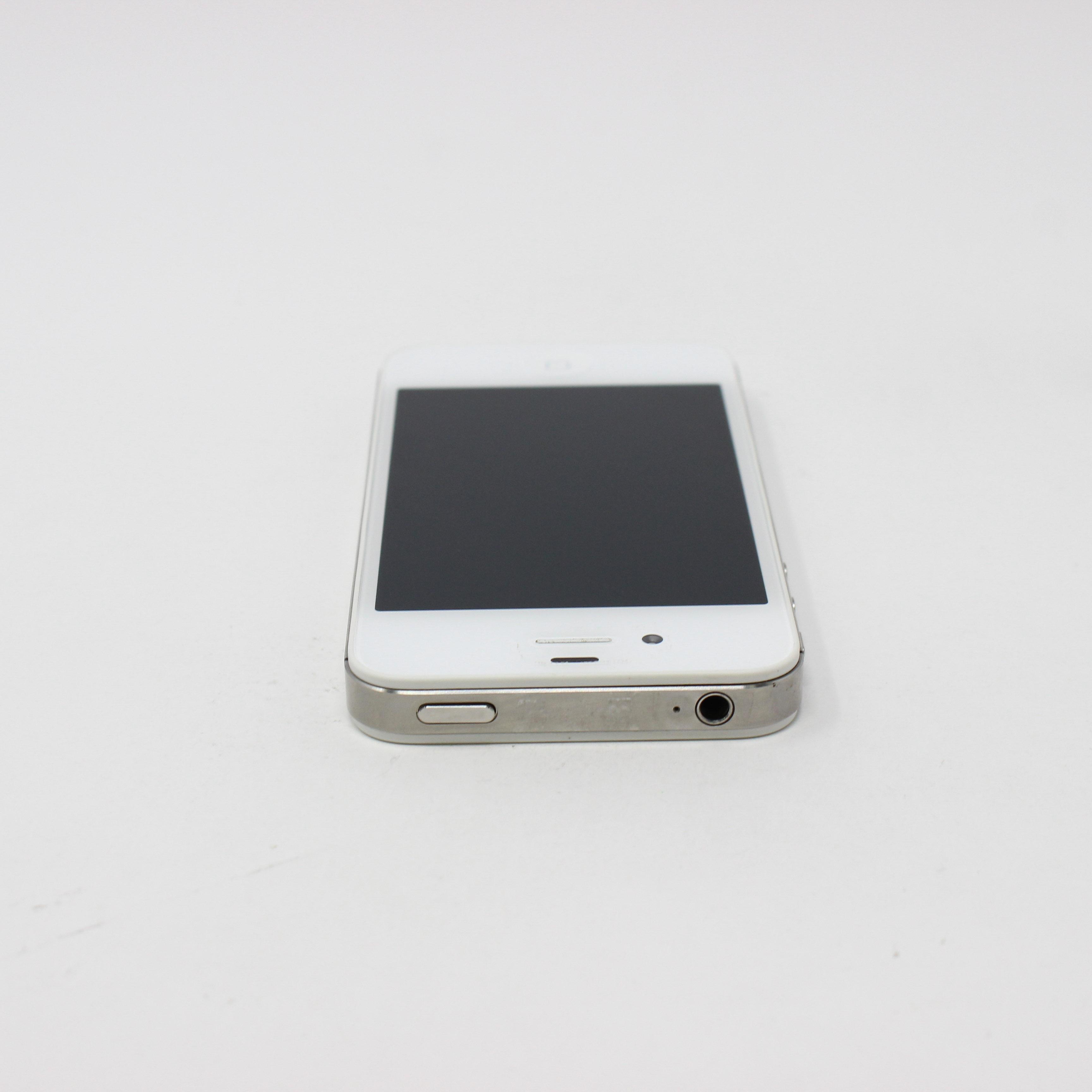 iPhone 4S 16GB White - AT&T photo 4   UpTradeit.com