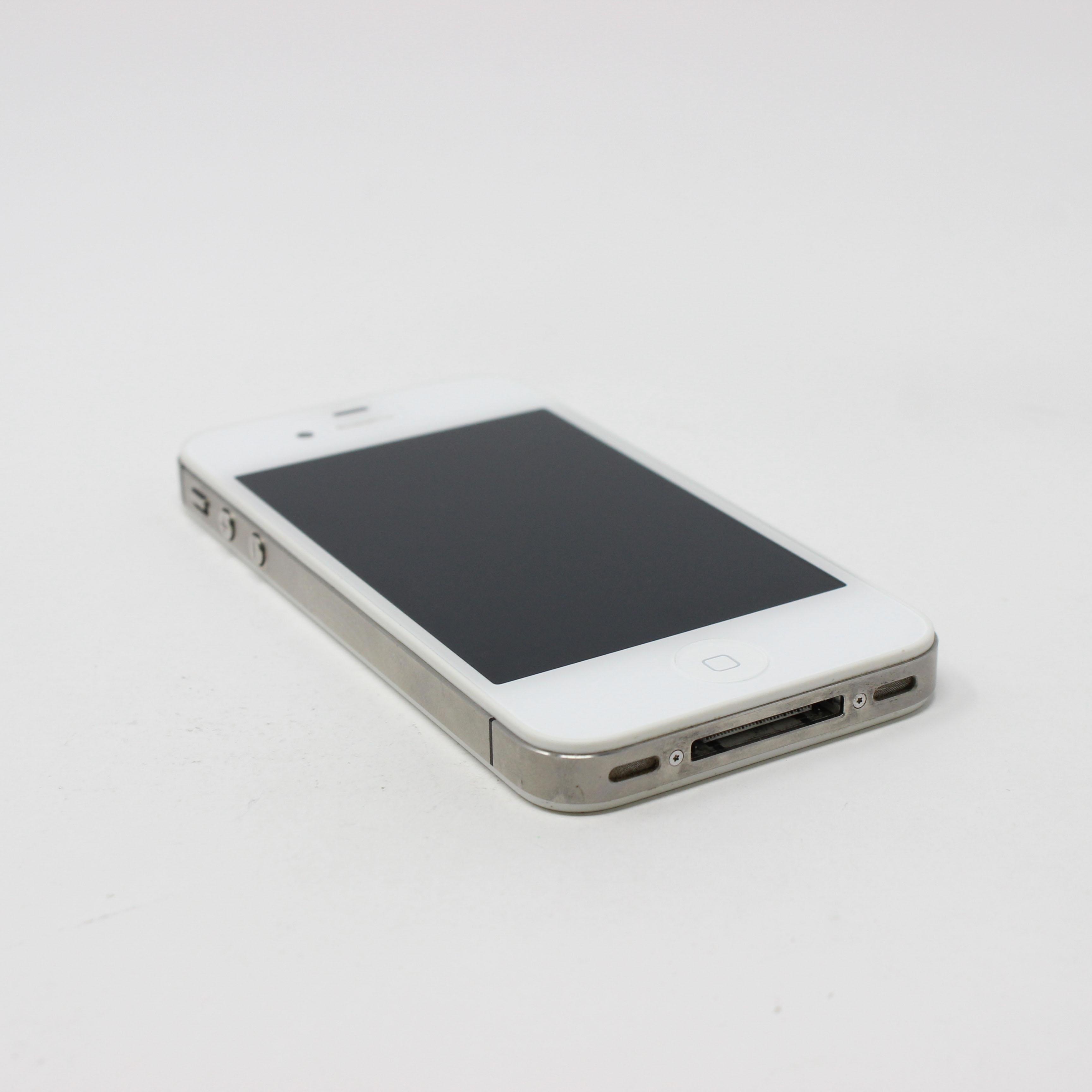 iPhone 4S 16GB White - AT&T photo 5   UpTradeit.com