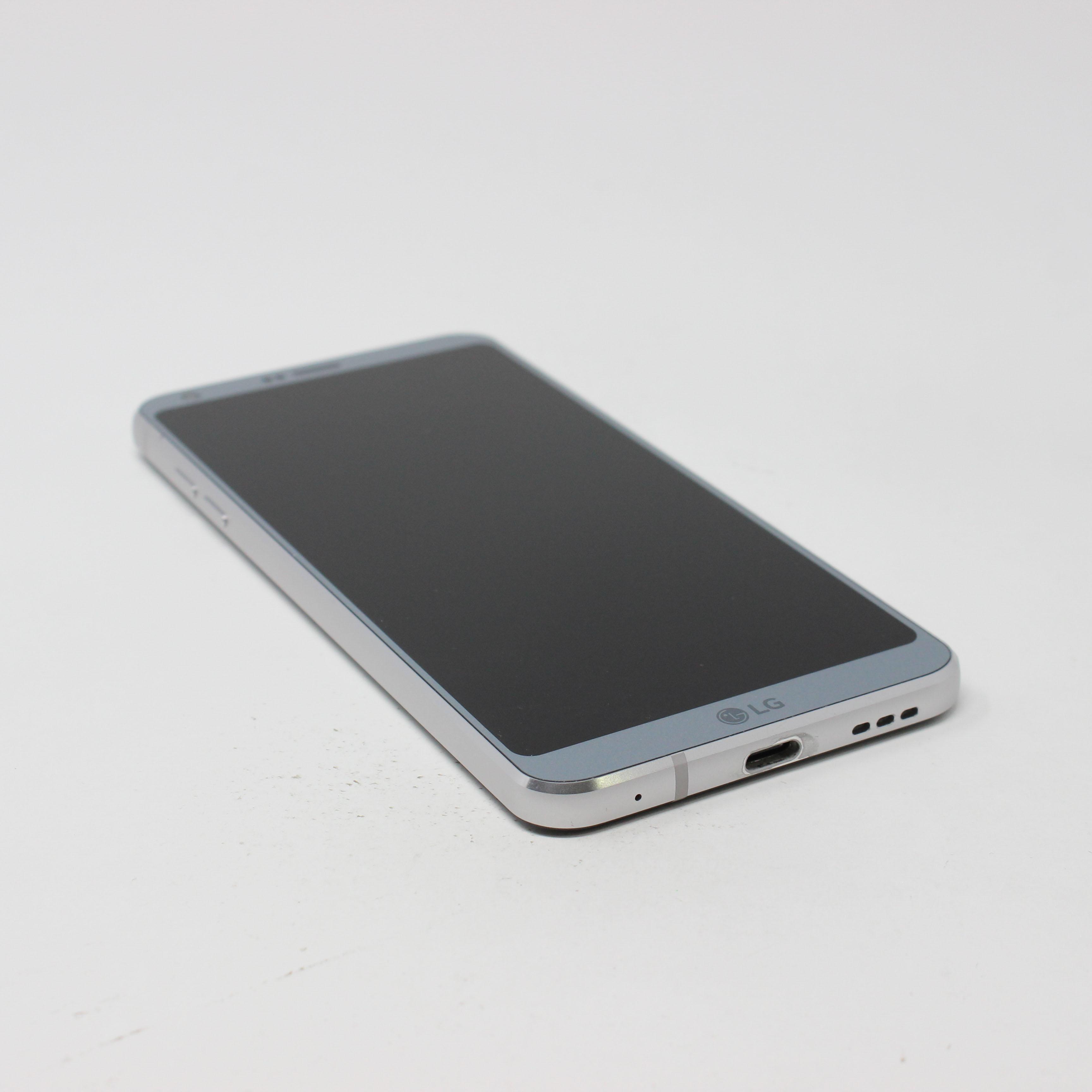 LG G6 32GB Ice Platinum - Verizon photo 5   UpTradeit.com
