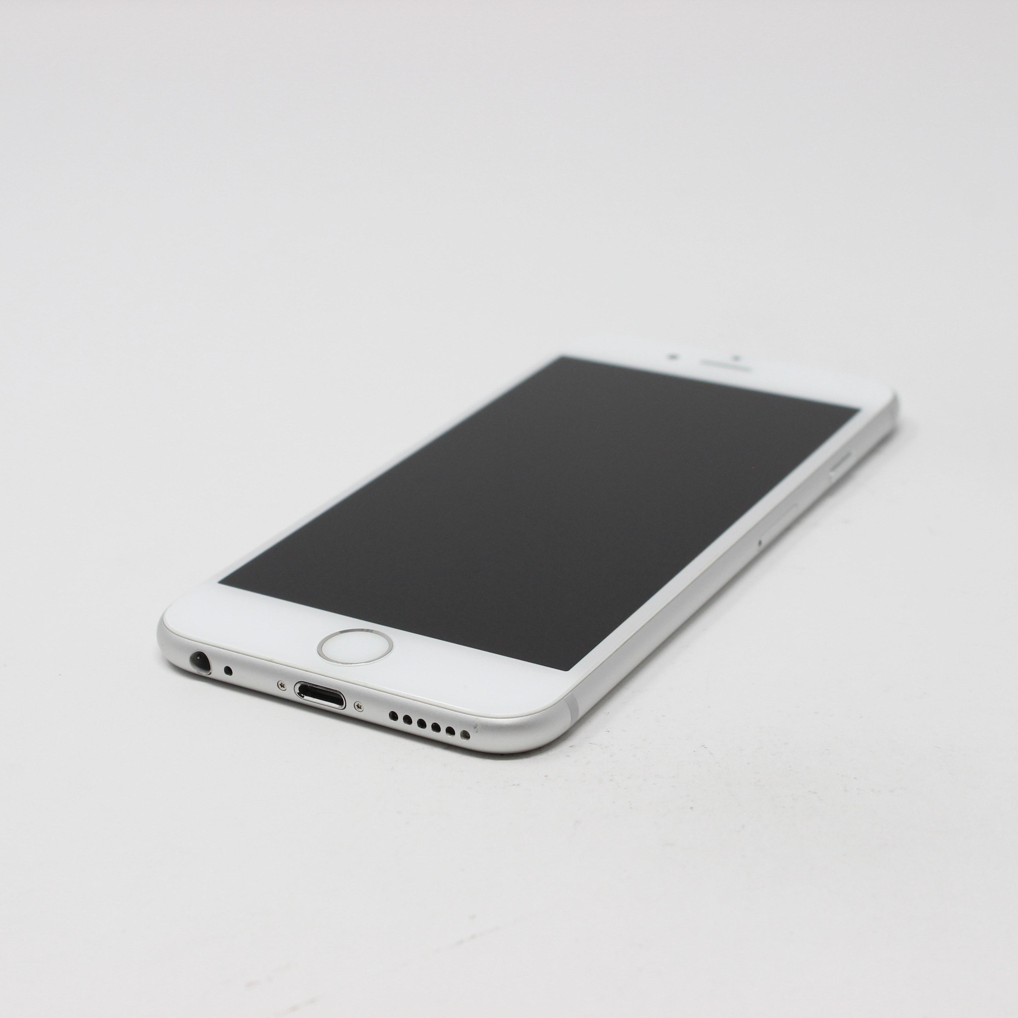 iPhone 6S 16GB Silver - AT&T photo 6   UpTradeit.com