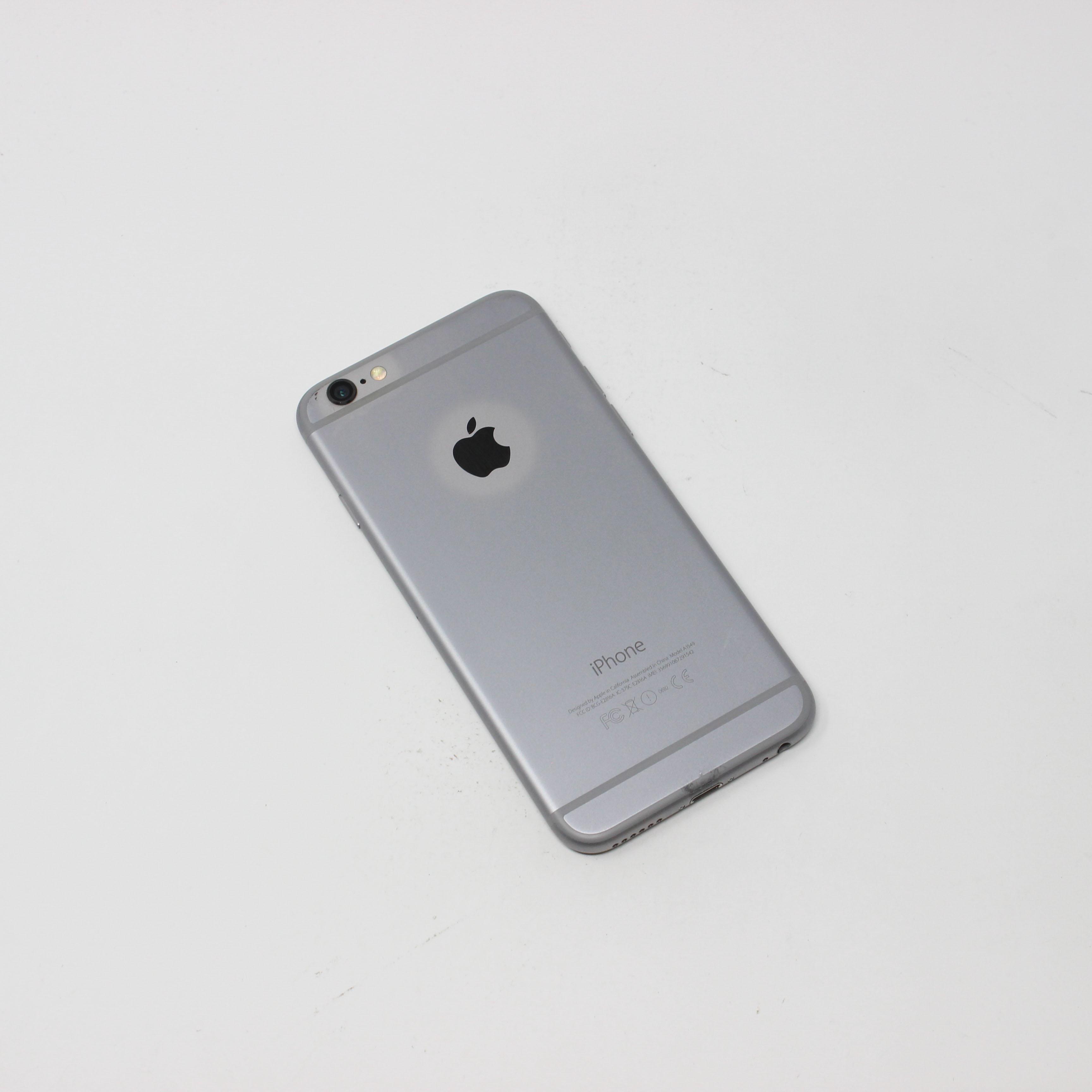 iPhone 6 16GB Space Gray - Unlocked photo 3 | UpTradeit.com