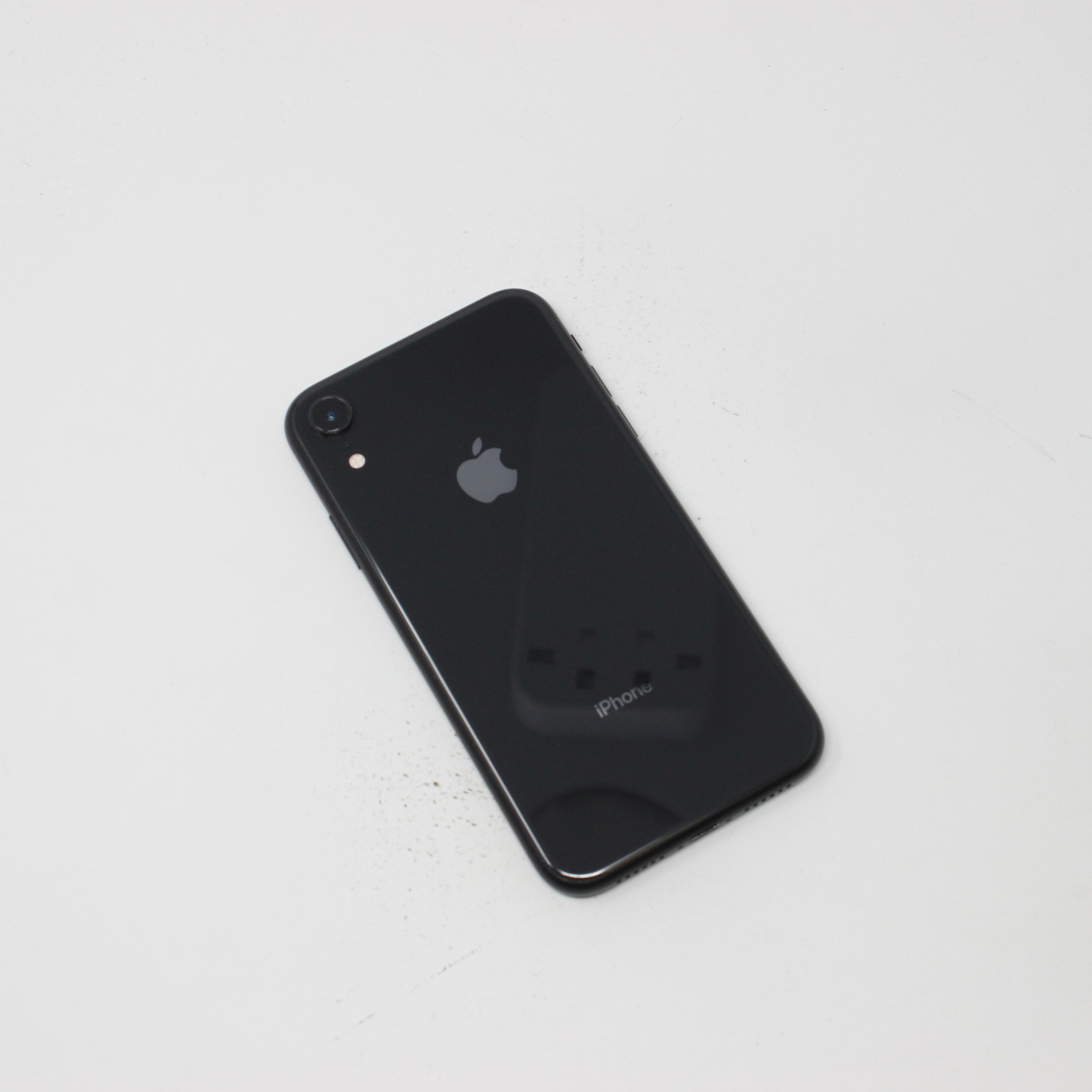 iPhone XR 128GB Black - Verizon photo 3 | UpTradeit.com