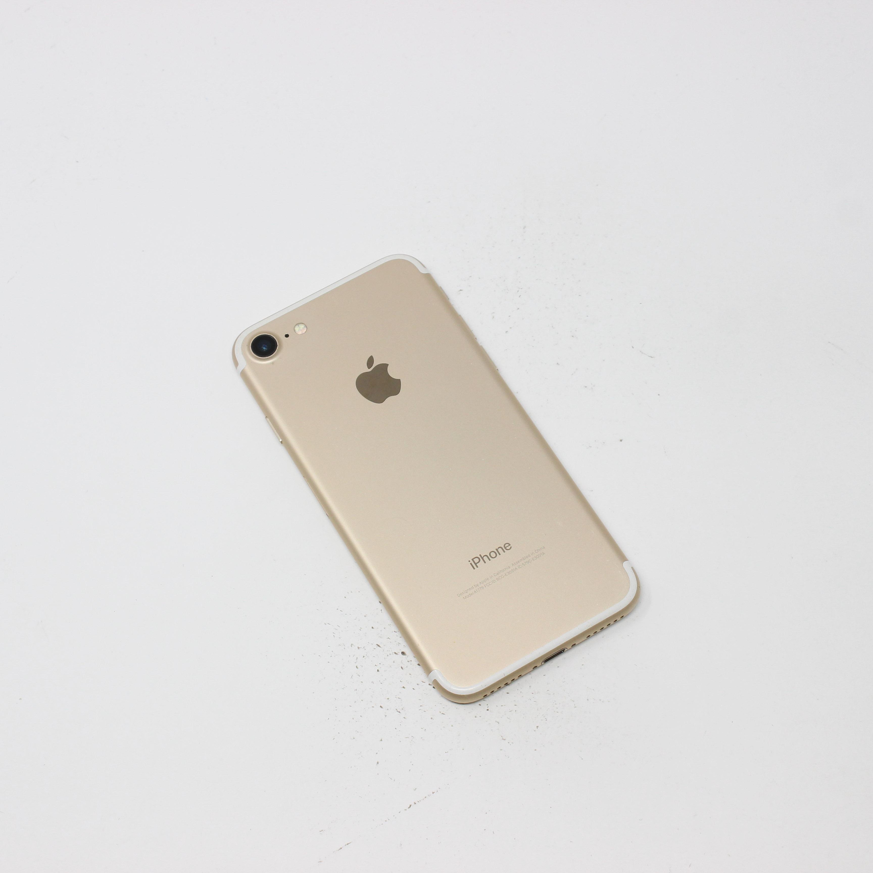 iPhone 7 32GB Gold - AT&T photo 3 | UpTradeit.com