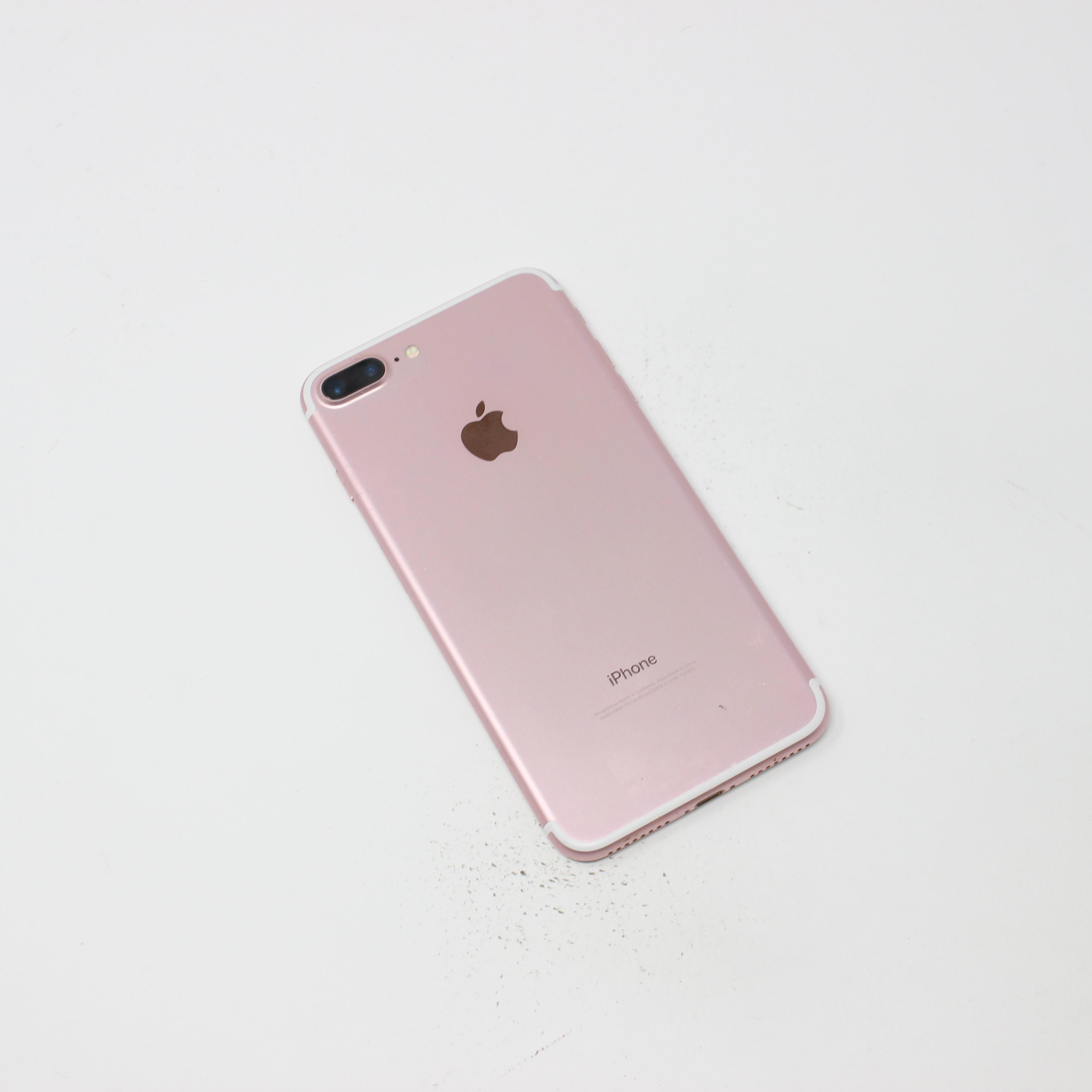 iPhone 7 Plus 32GB Rose Gold - Verizon photo 3 | UpTradeit.com