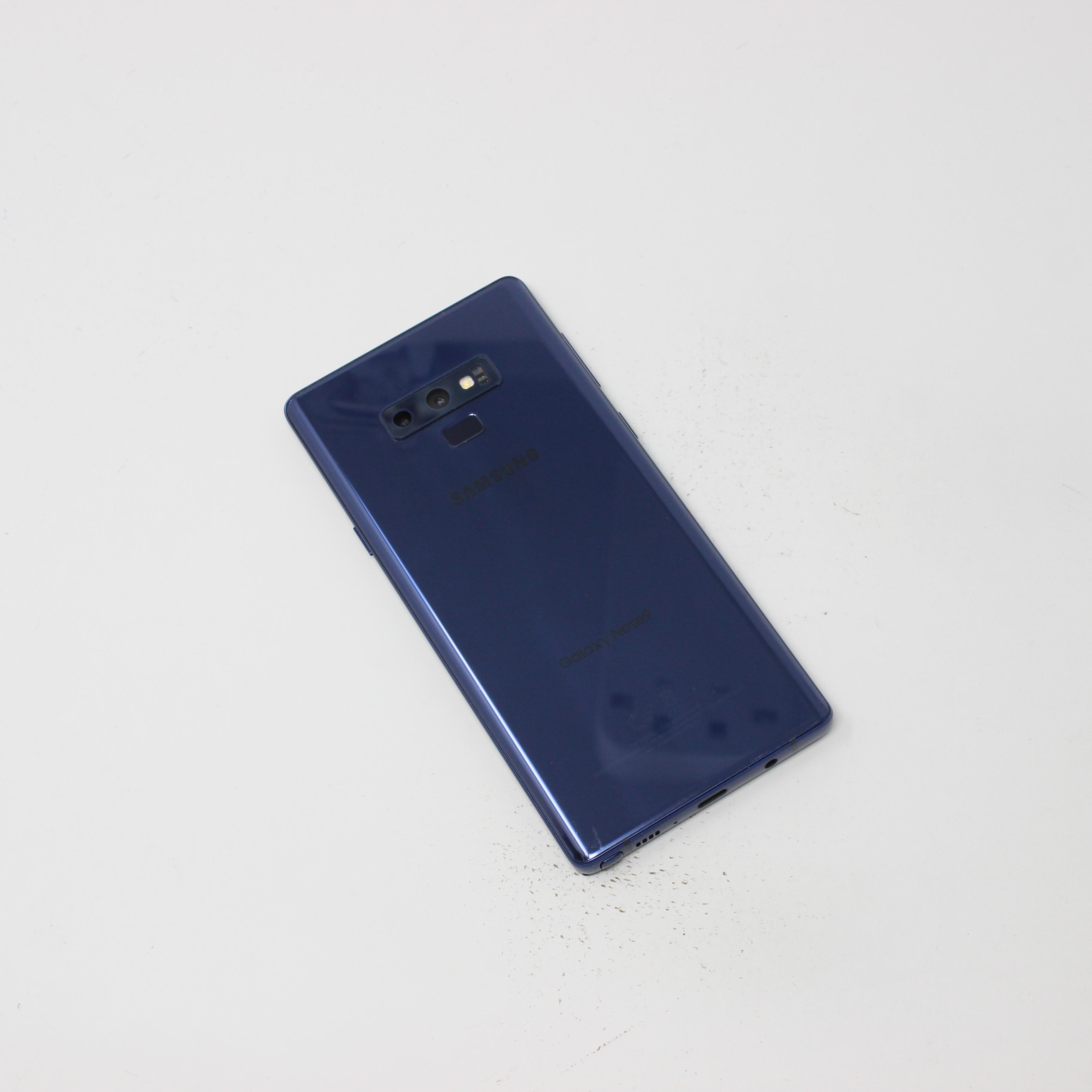 Galaxy Note 9 128GB Ocean Blue - T-Mobile photo 3 | UpTradeit.com