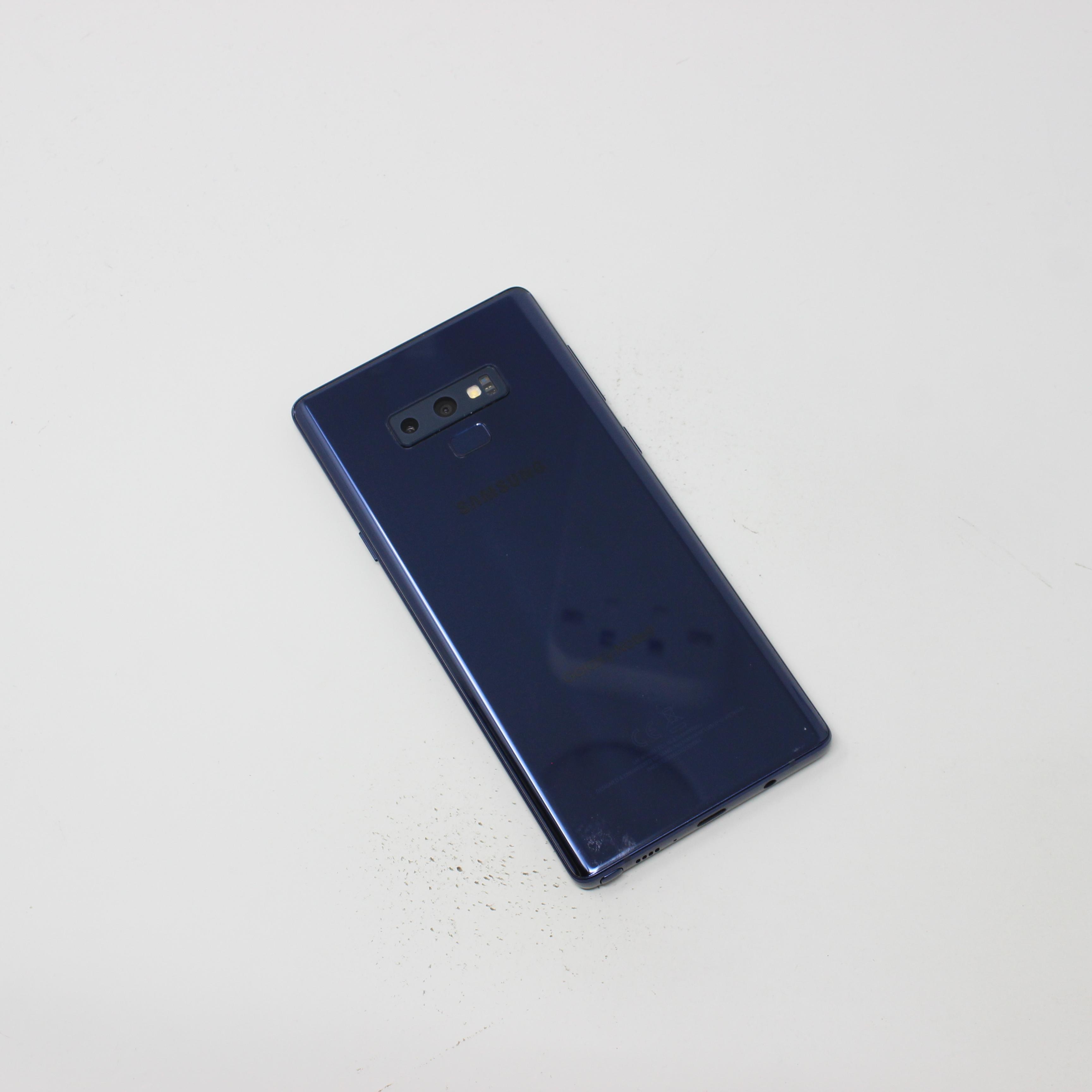 Galaxy Note 9 128GB Ocean Blue - Verizon photo 3 | UpTradeit.com