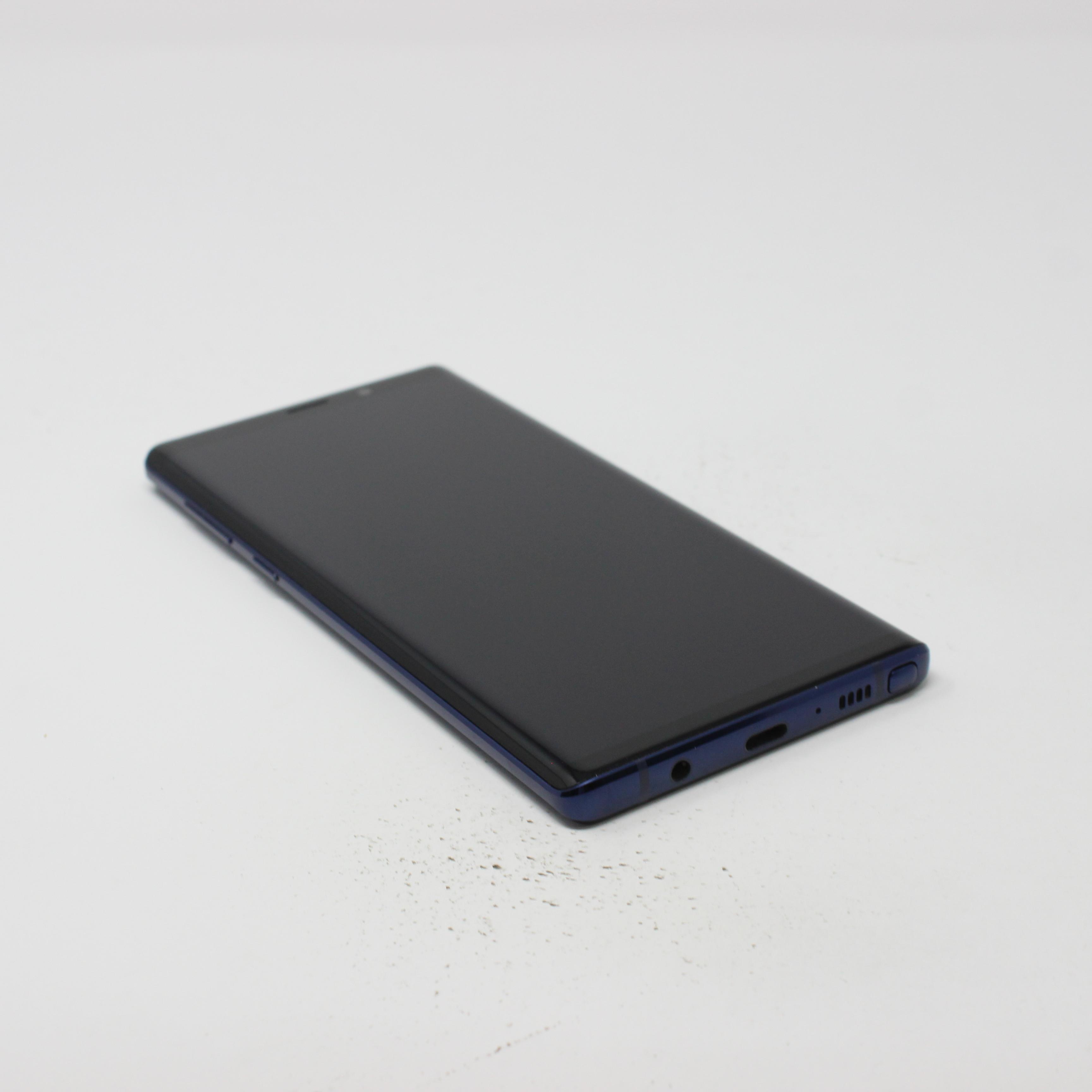 Galaxy Note 9 128GB Ocean Blue - Verizon photo 5 | UpTradeit.com