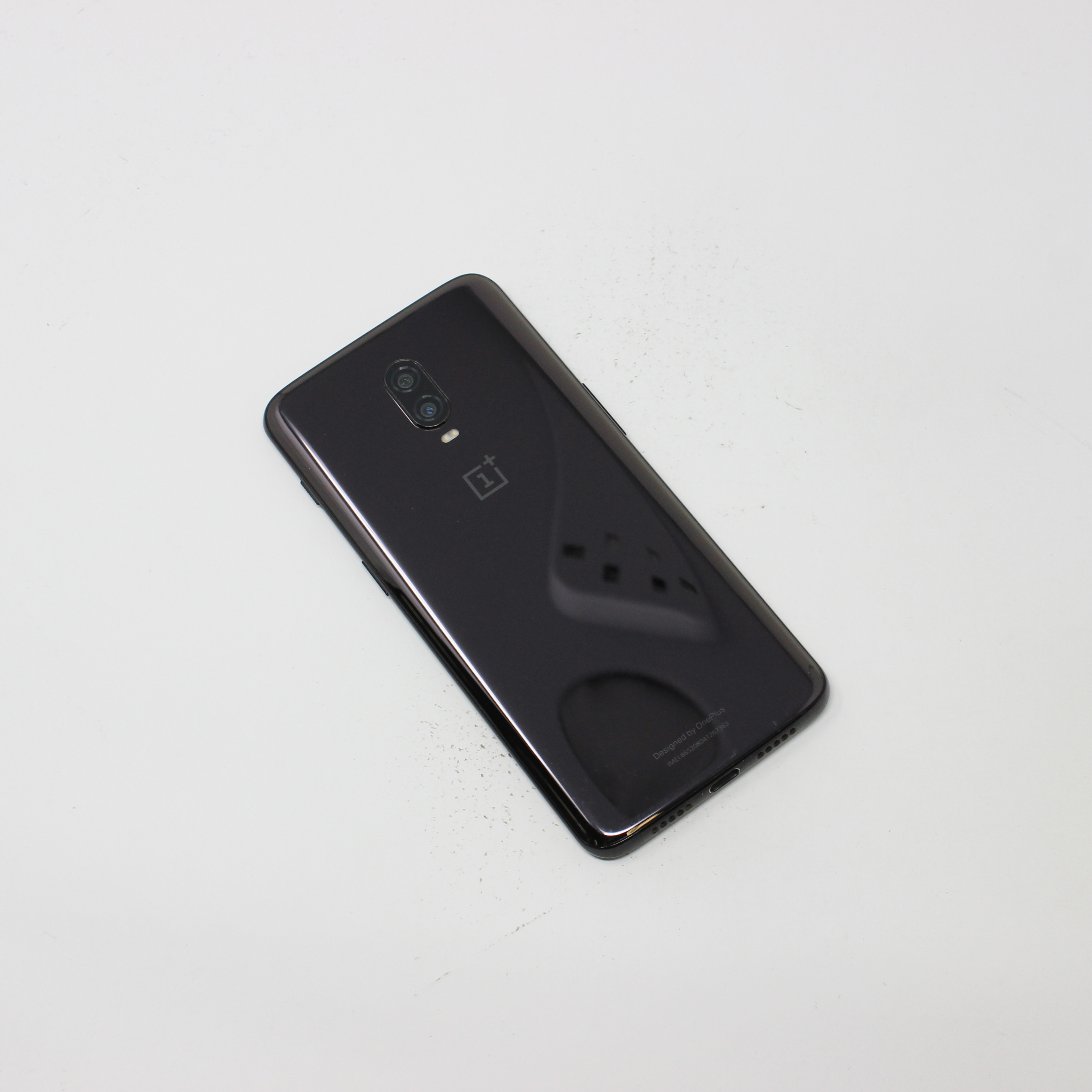 OnePlus 6T 128GB Mirror Black - T-Mobile photo 3 | UpTradeit.com
