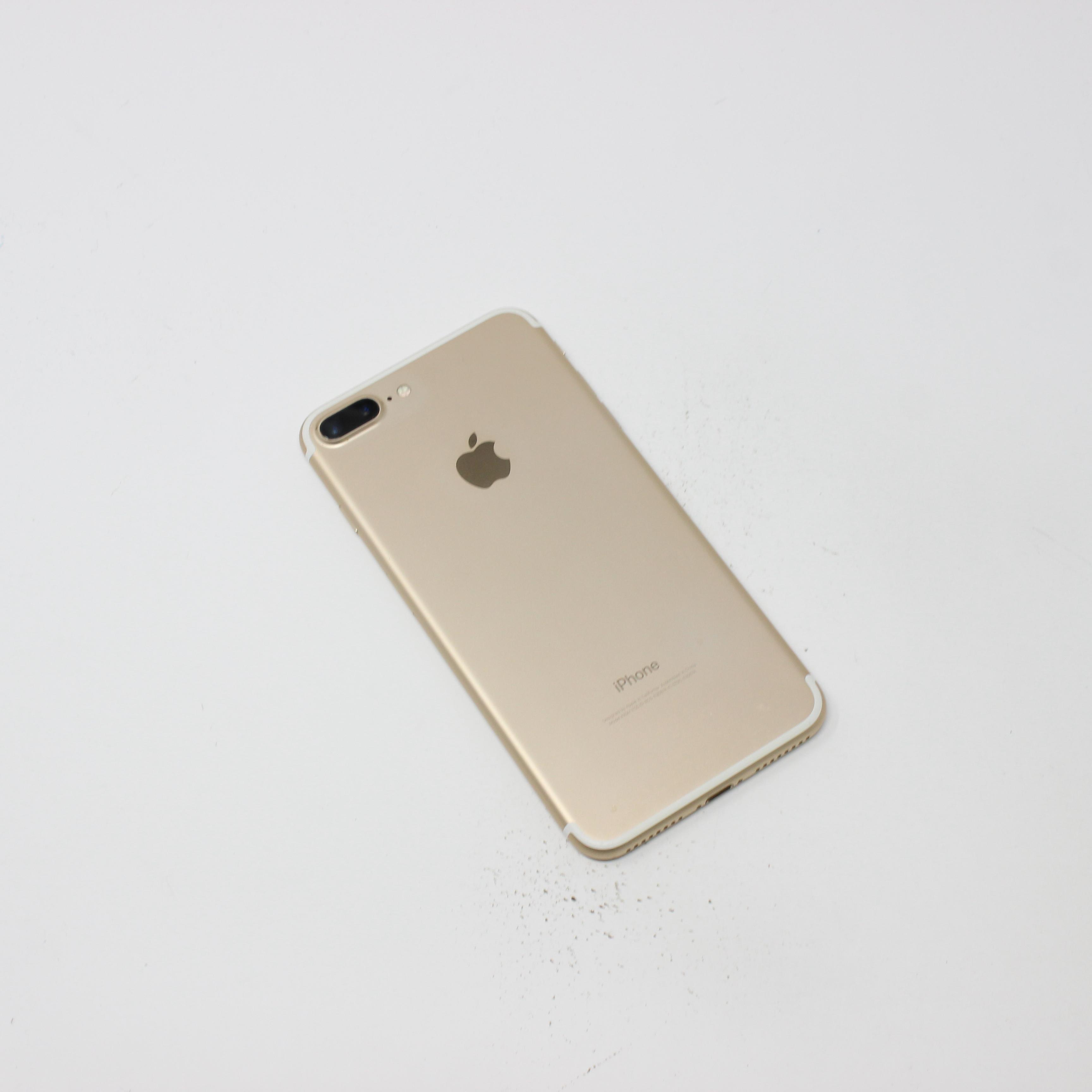 iPhone 7 Plus 32GB Gold - Verizon photo 3   UpTradeit.com