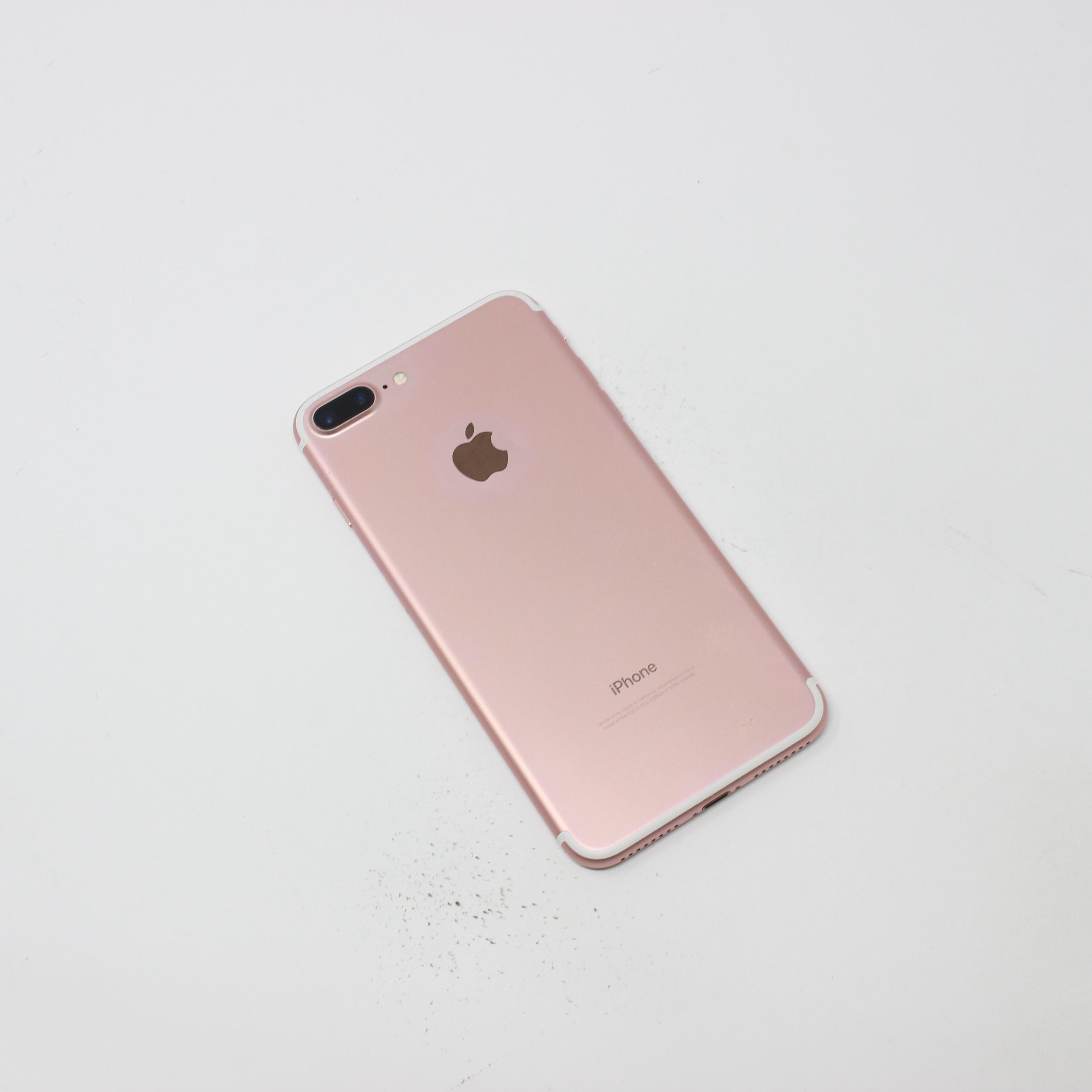 iPhone 7 Plus 256GB Rose Gold - AT&T photo 3 | UpTradeit.com