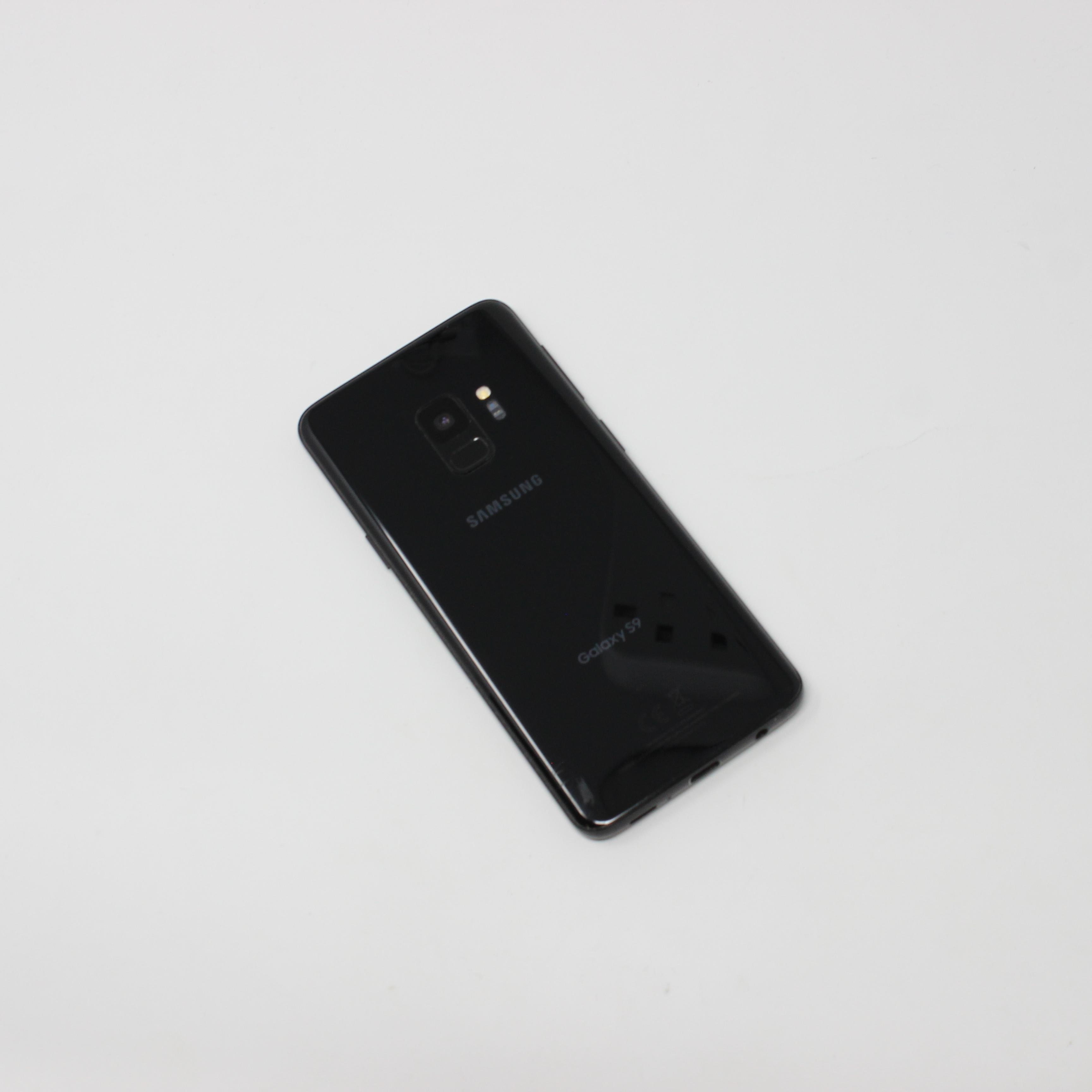 Galaxy S9 128GB Midnight Black - Verizon photo 3 | UpTradeit.com