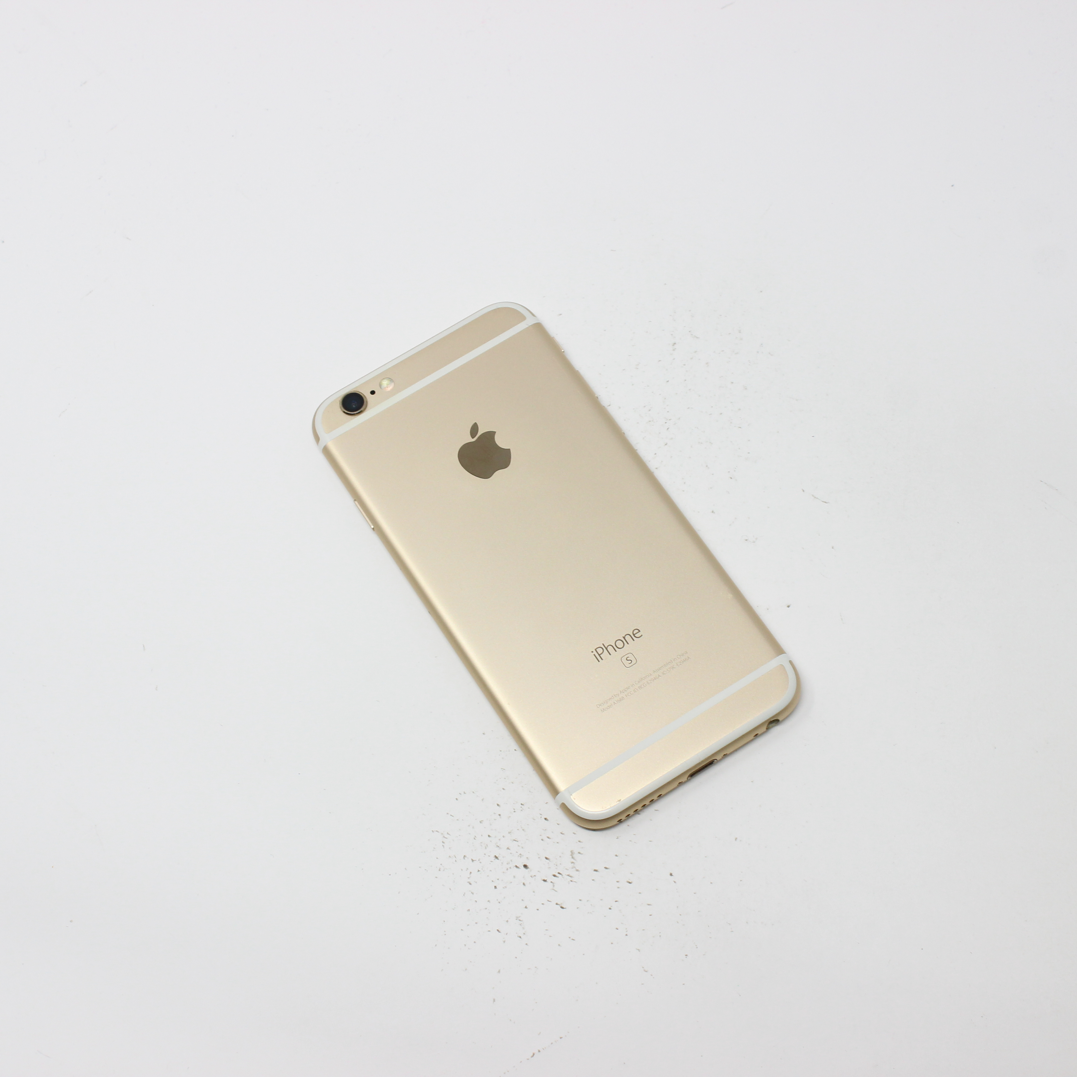 iPhone 6S 16GB Gold - T-Mobile photo 3   UpTradeit.com