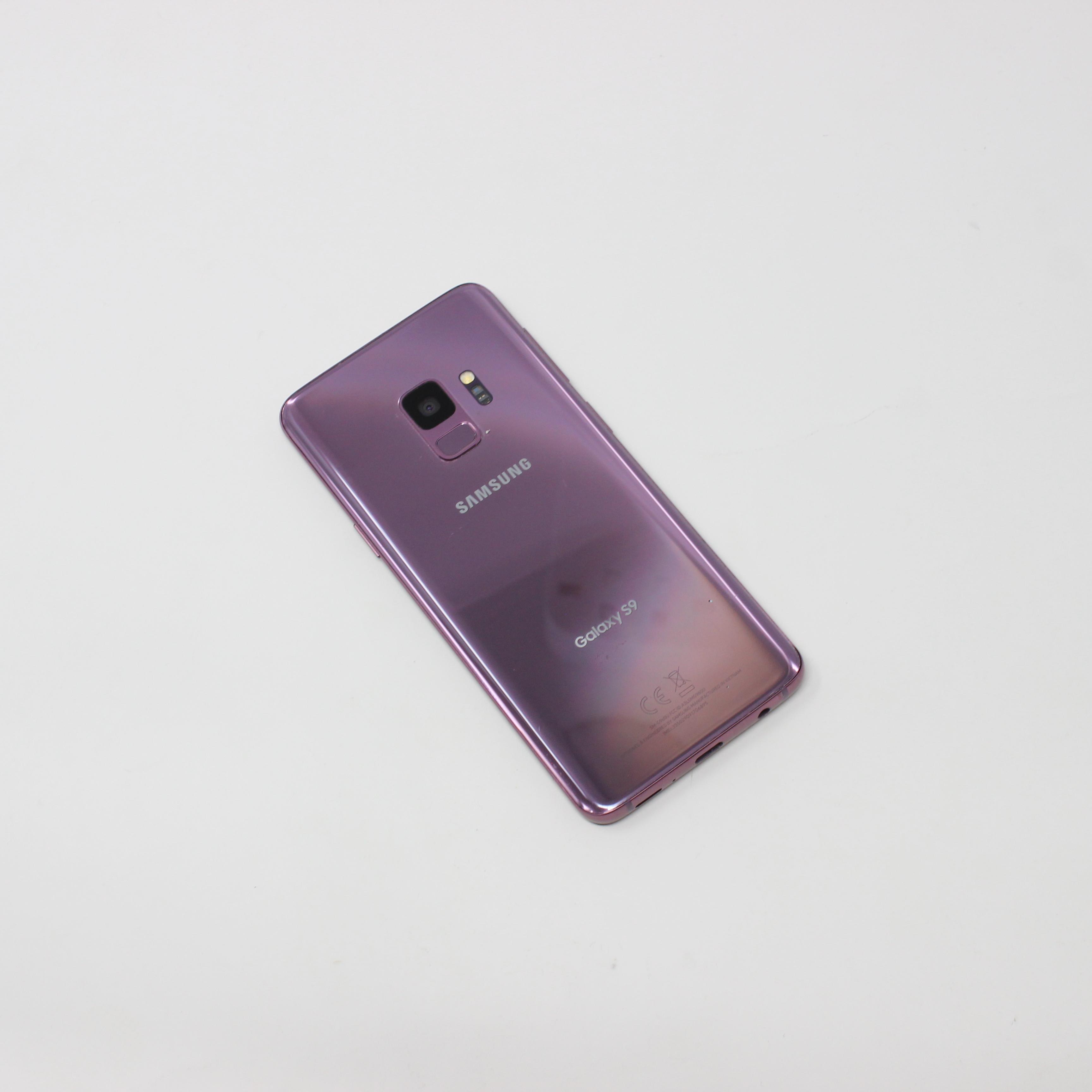 Galaxy S9 64GB Lilac Purple - Verizon photo 3 | UpTradeit.com