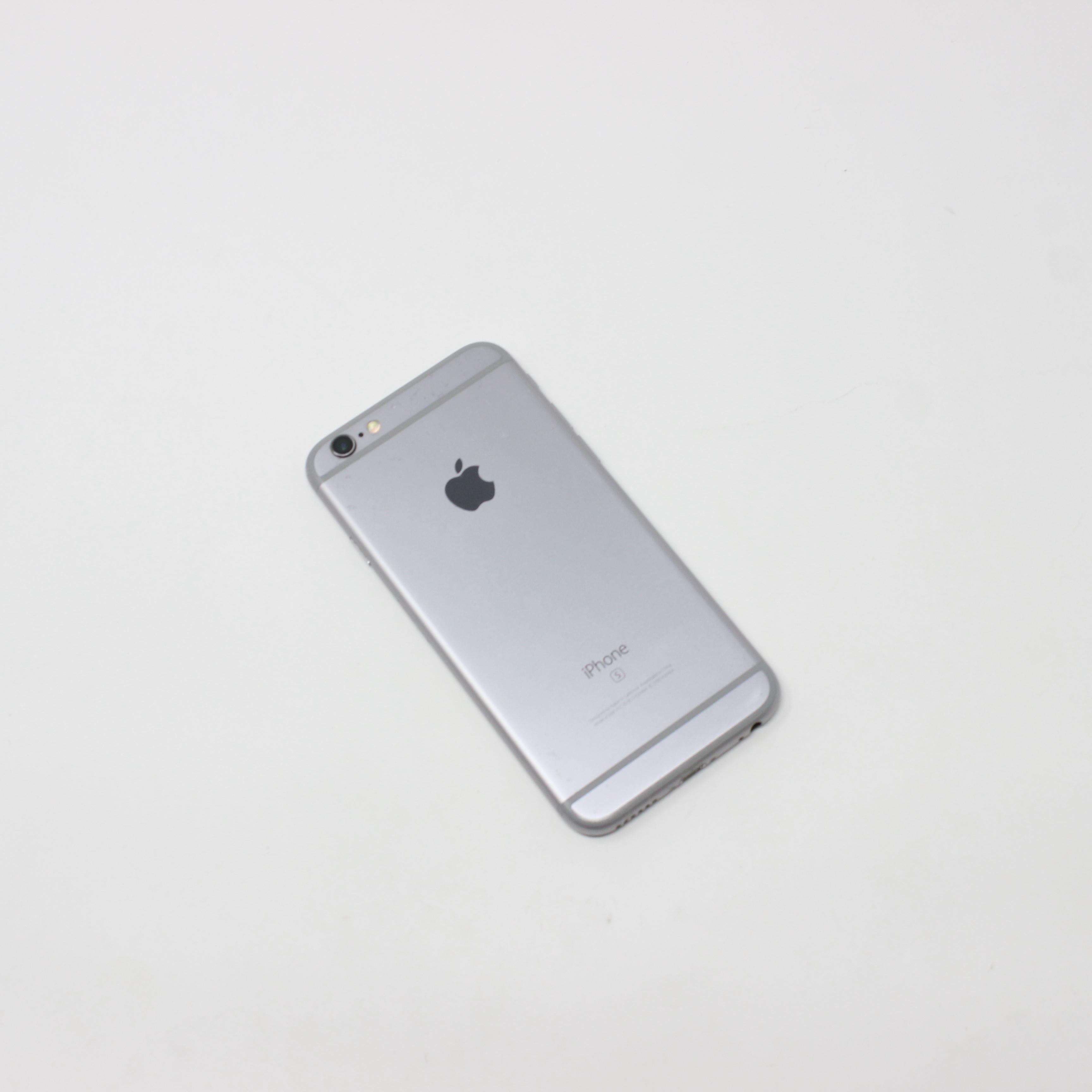 iPhone 6S 16GB Space Gray - Unlocked photo 3 | UpTradeit.com