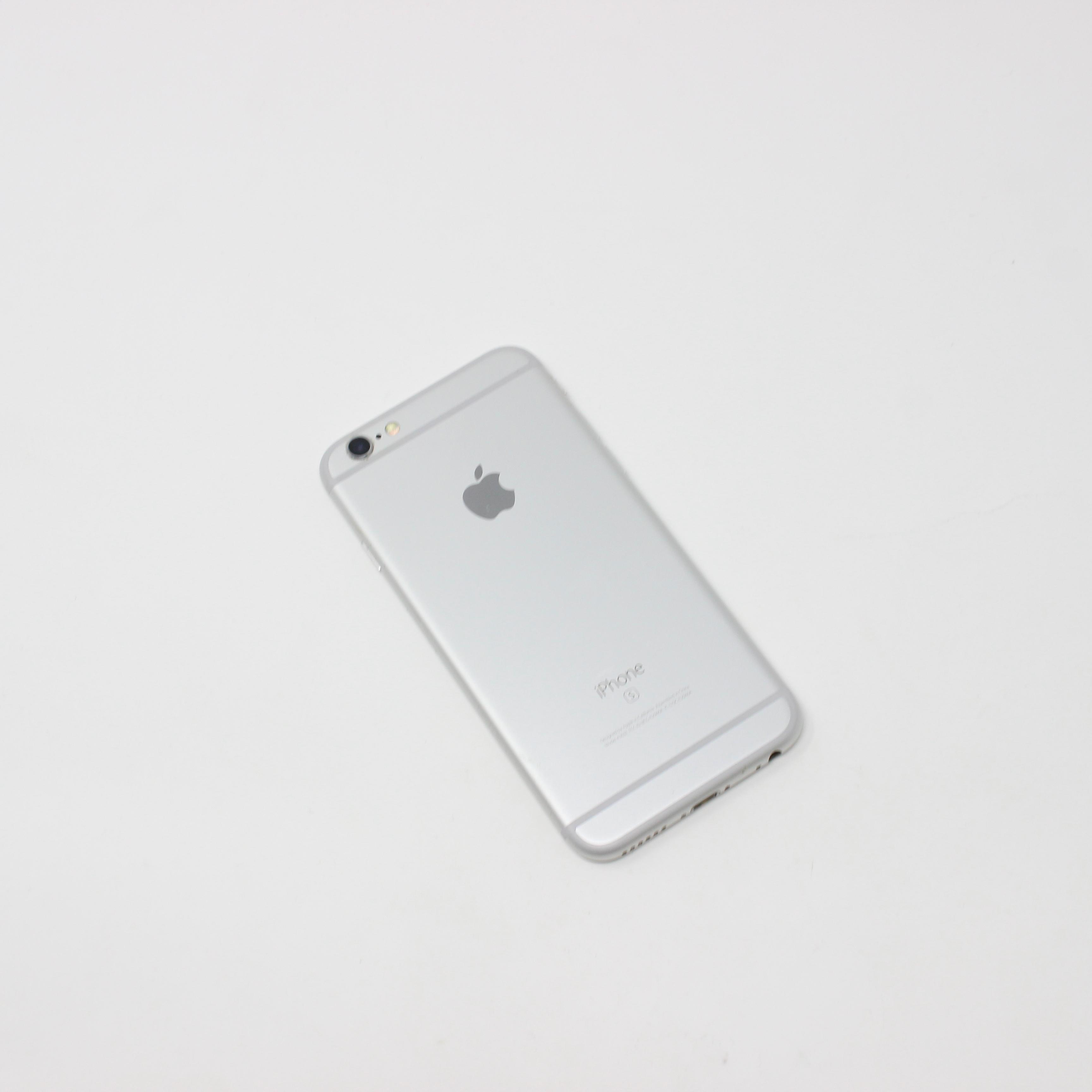 iPhone 6S 64GB Silver - AT&T photo 3   UpTradeit.com