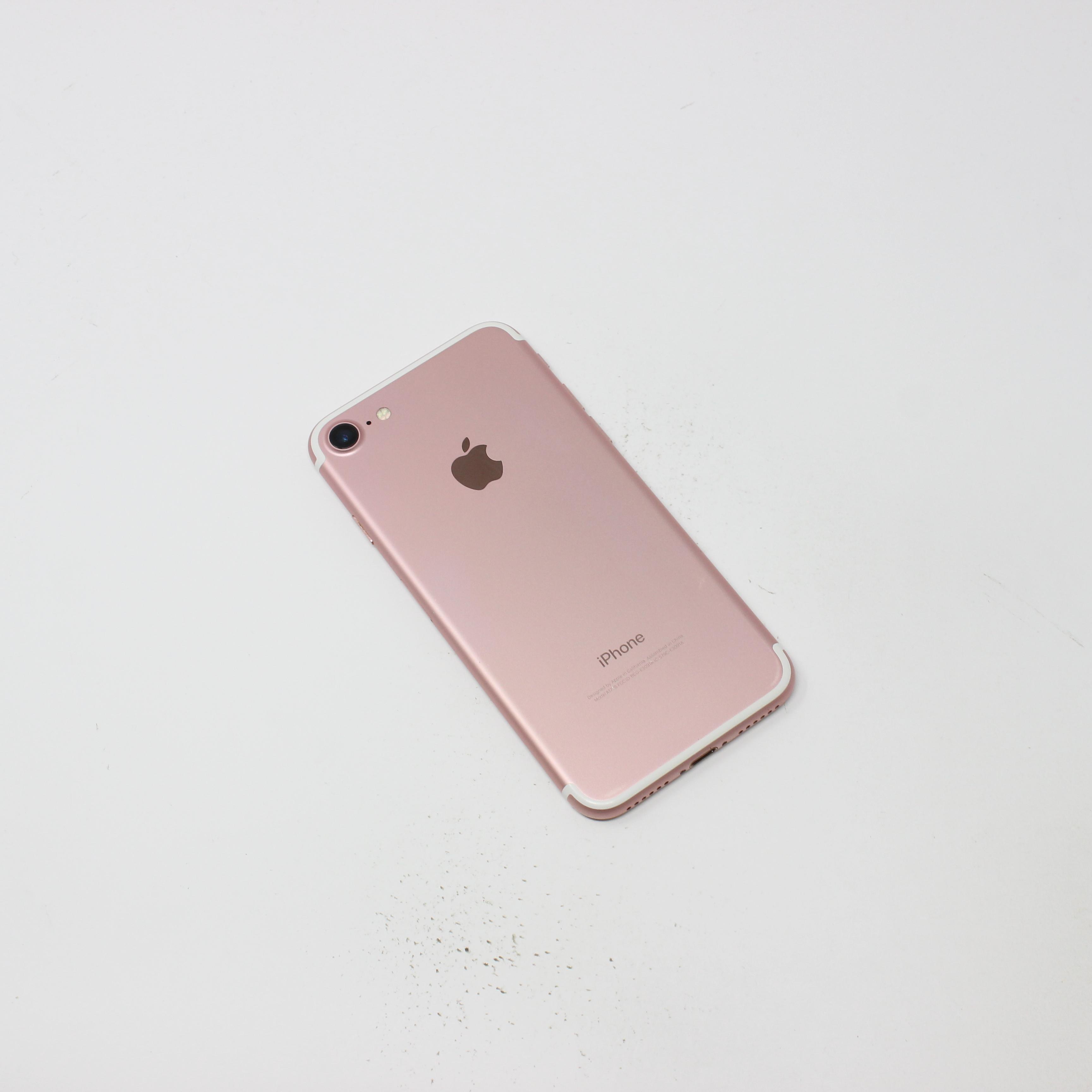 iPhone 7 32GB Rose Gold - AT&T photo 3 | UpTradeit.com