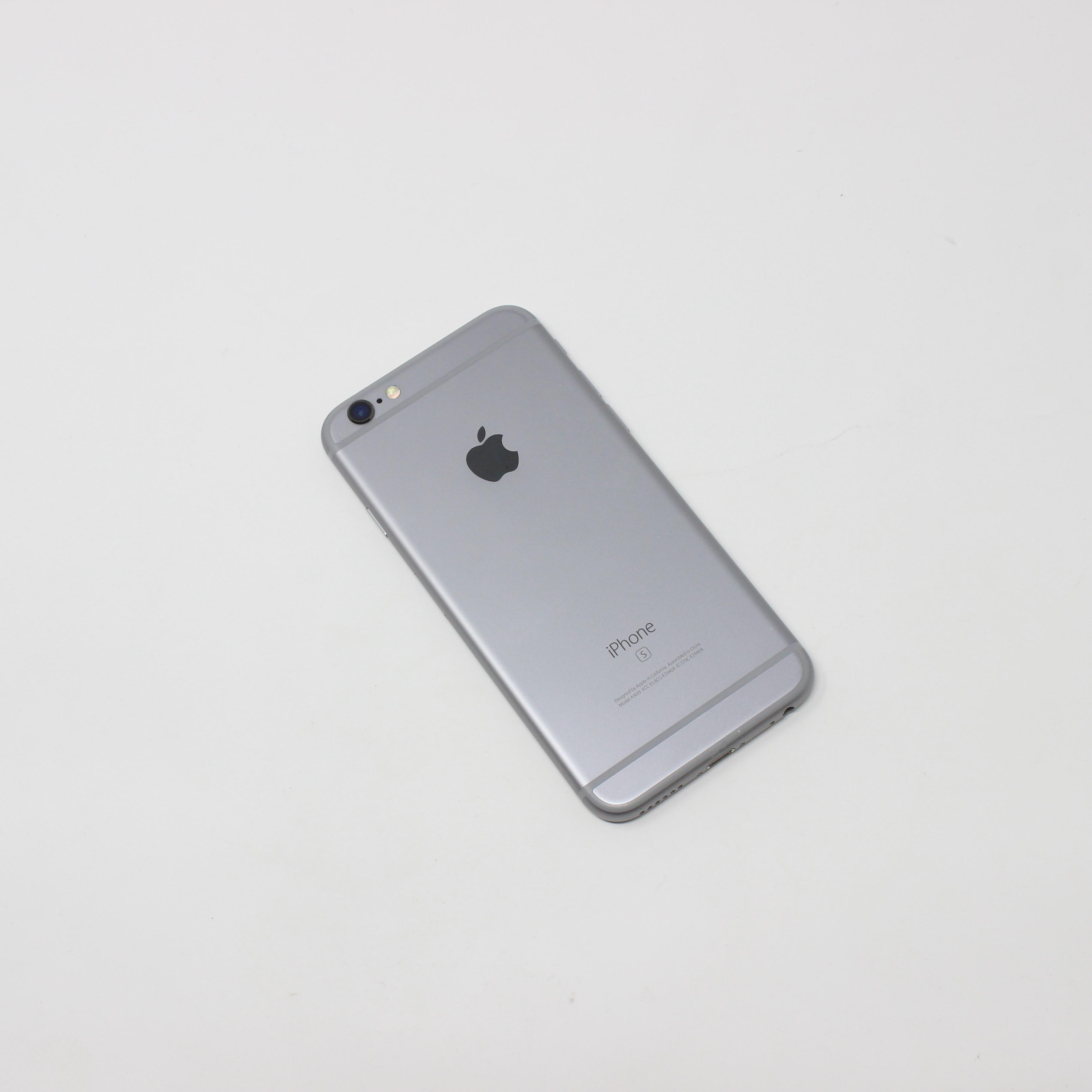 iPhone 6S 32GB Space Gray - Unlocked photo 3 | UpTradeit.com