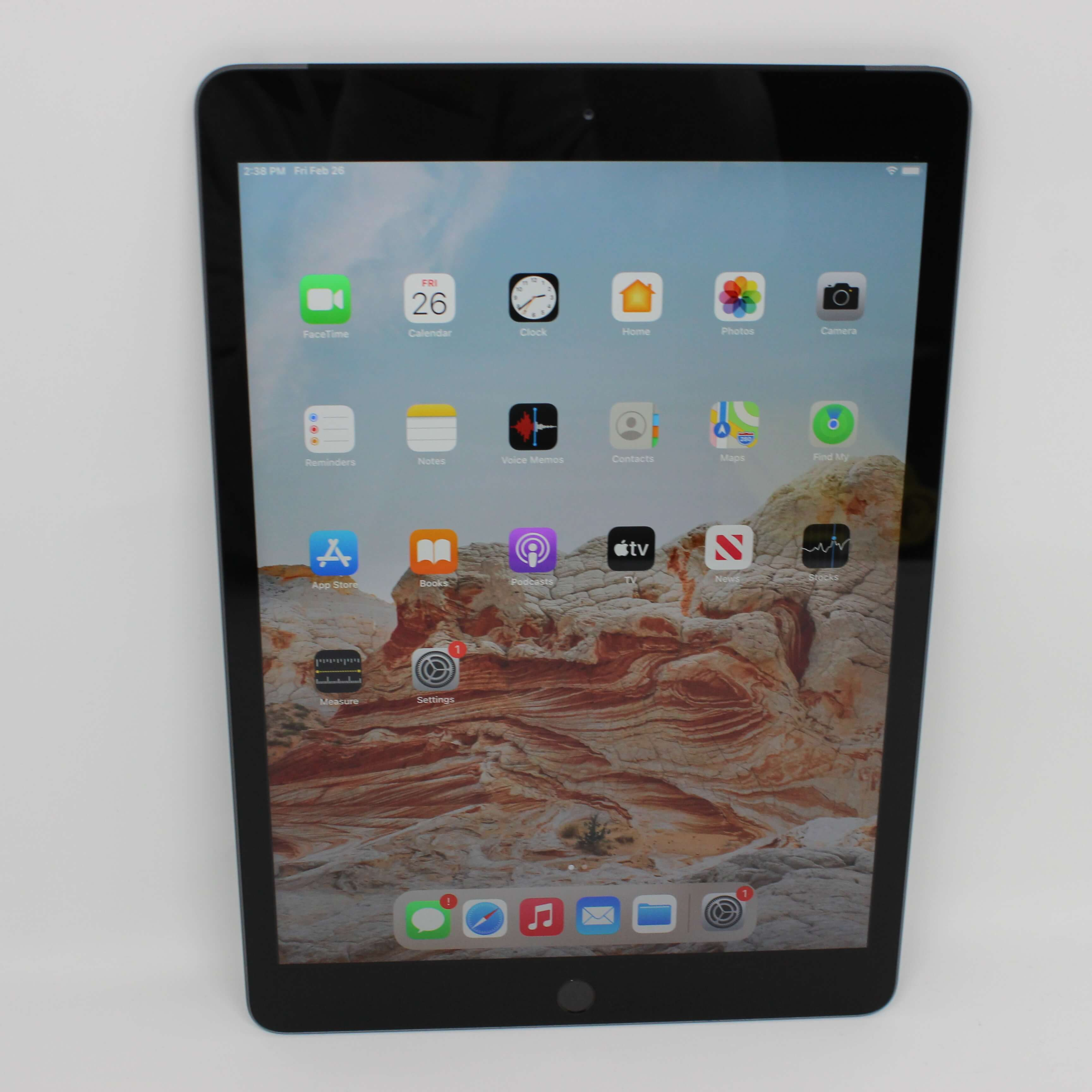 iPad 10.2 inch (2020) WIFI+Cellular 32GB Space Gray - Unlocked - (Certified Used)